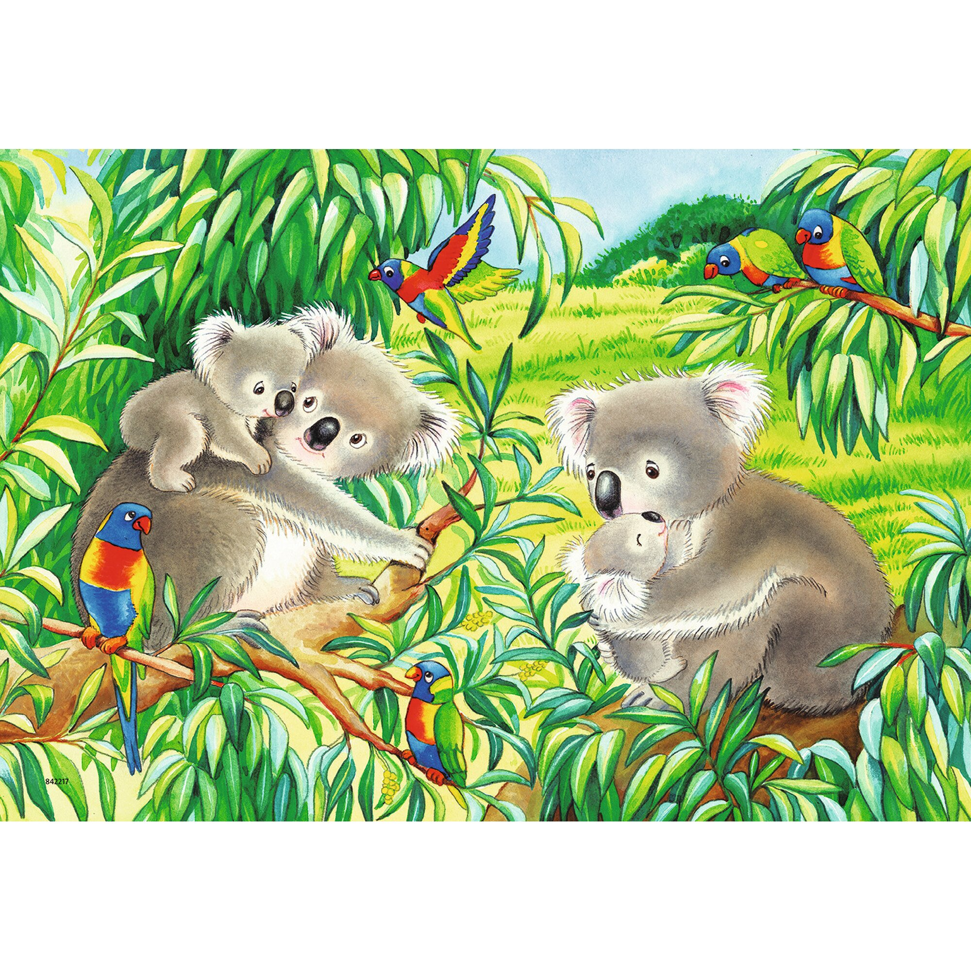 ravensburger-zwei-kinderpuzzles-inkl-mini-postern-24-teile-su-e-koalas-und-pandas