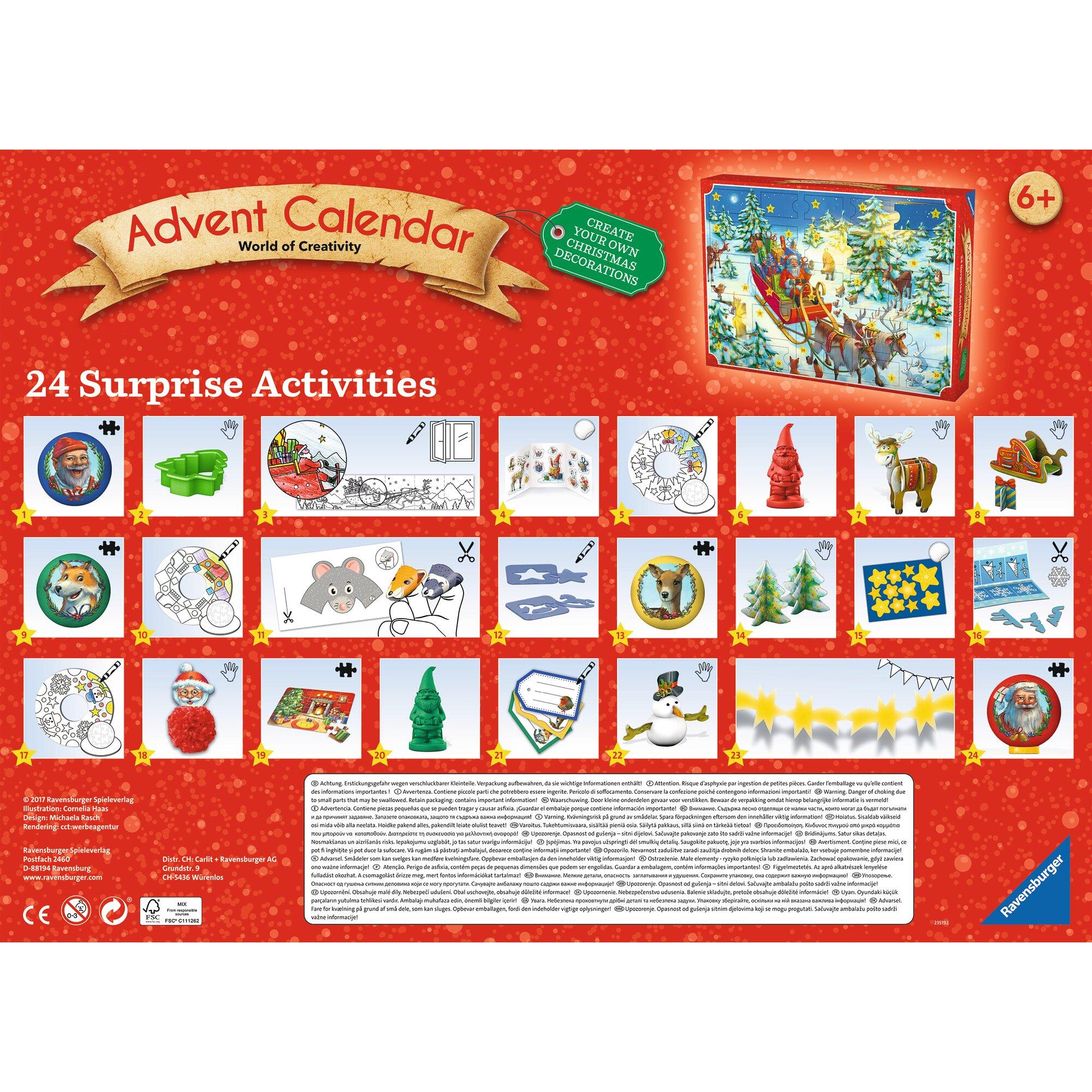 ravensburger-advent-calendar-do-it-yourself, 24.99 EUR @ babywalz-de