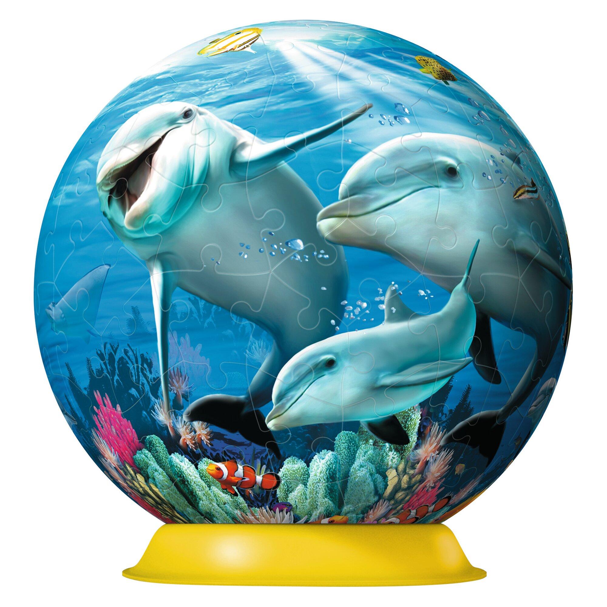 Süße Delfine