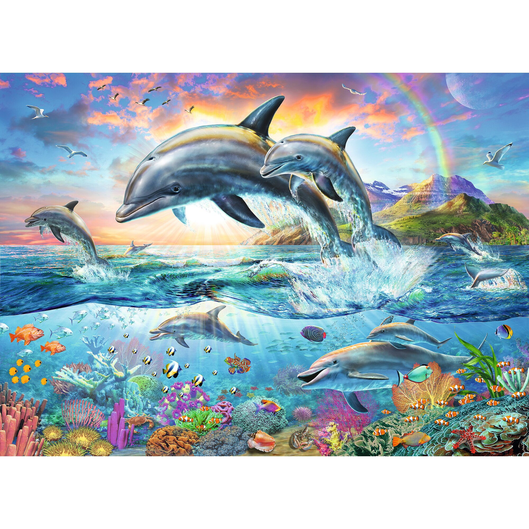 ravensburger-puzzle-coloring-booklet-bunte-unterwasserwelt, 13.99 EUR @ babywalz-de