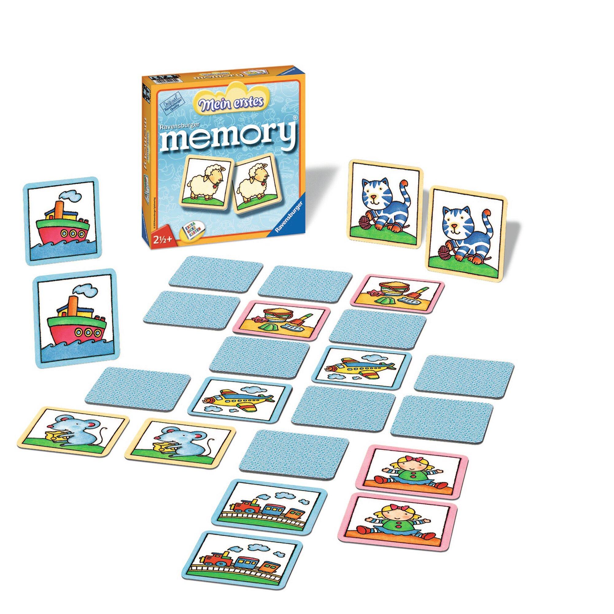 ravensburger-mein-erstes-memory-legekartenspiel, 12.99 EUR @ babywalz-de