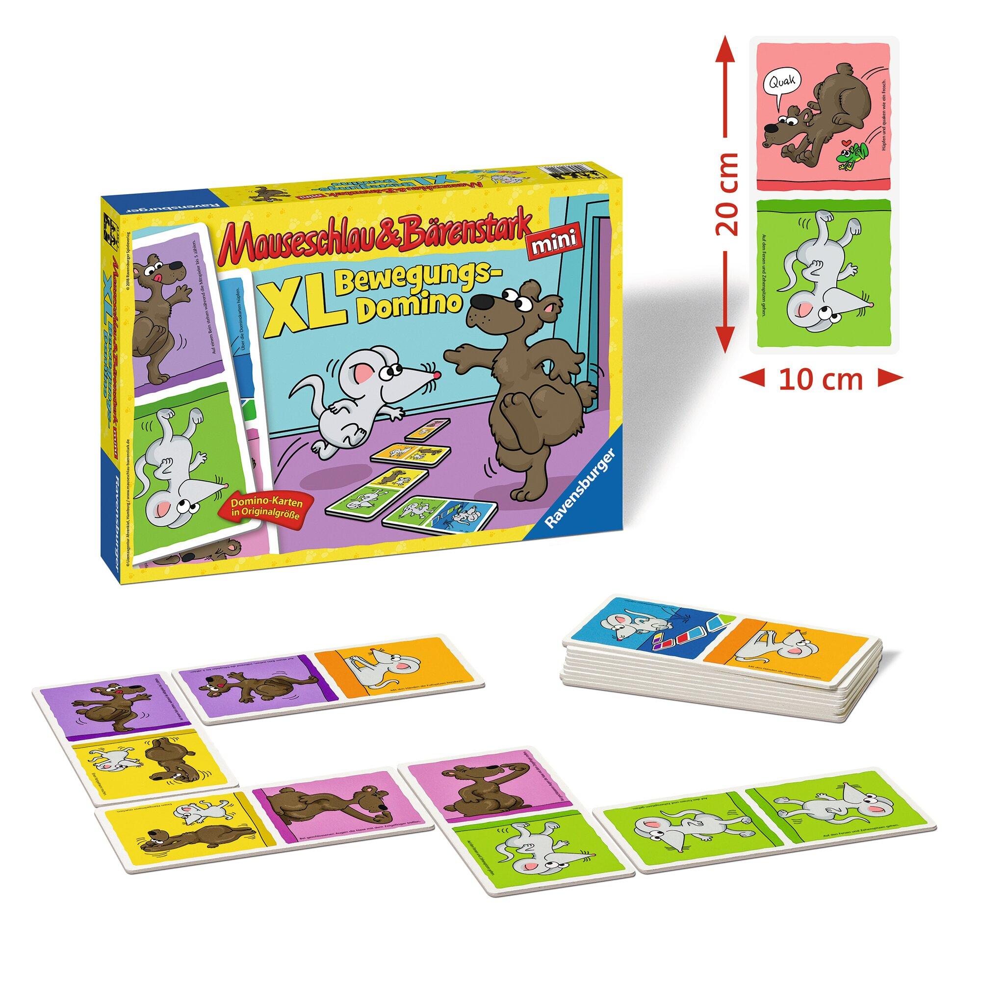 ravensburger-mauseschlau-barenstark-xl-bewegungs-domino-bewegungsspiel