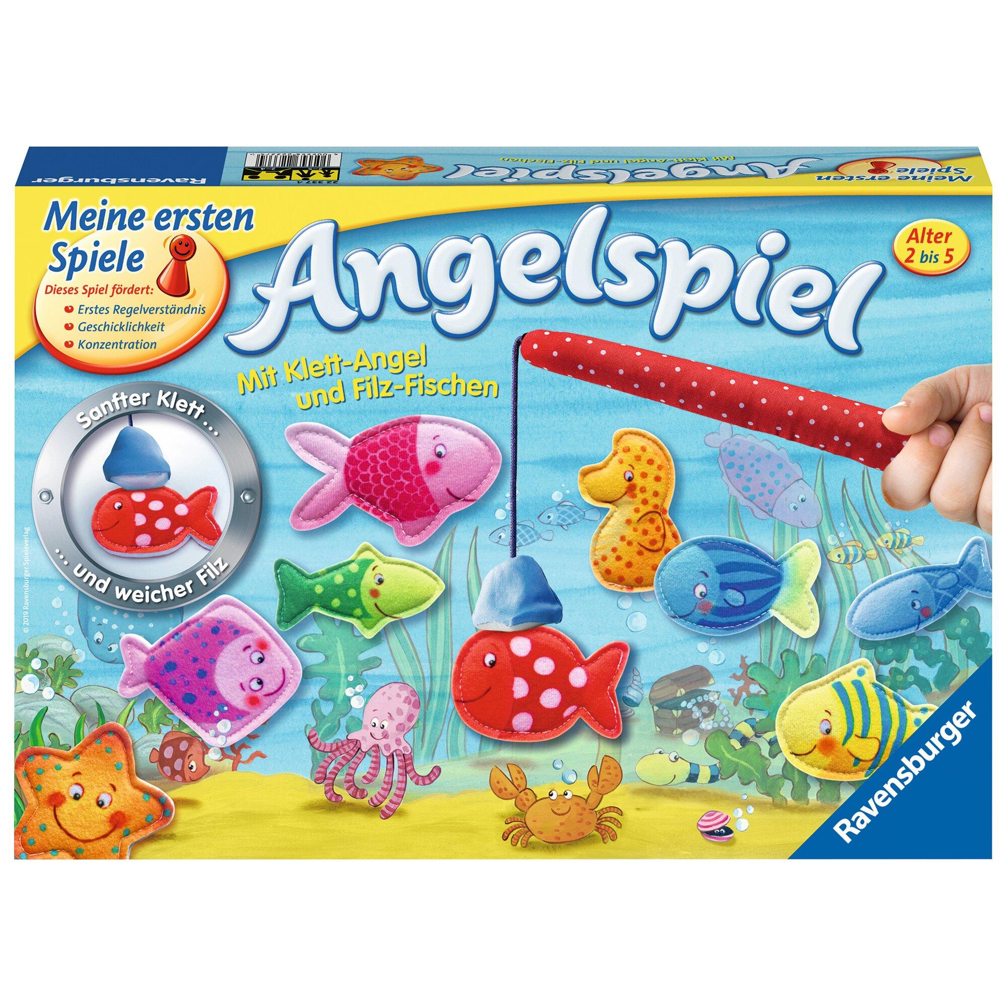 Ravensburger Angelspiel, Beschäftigungsspiel