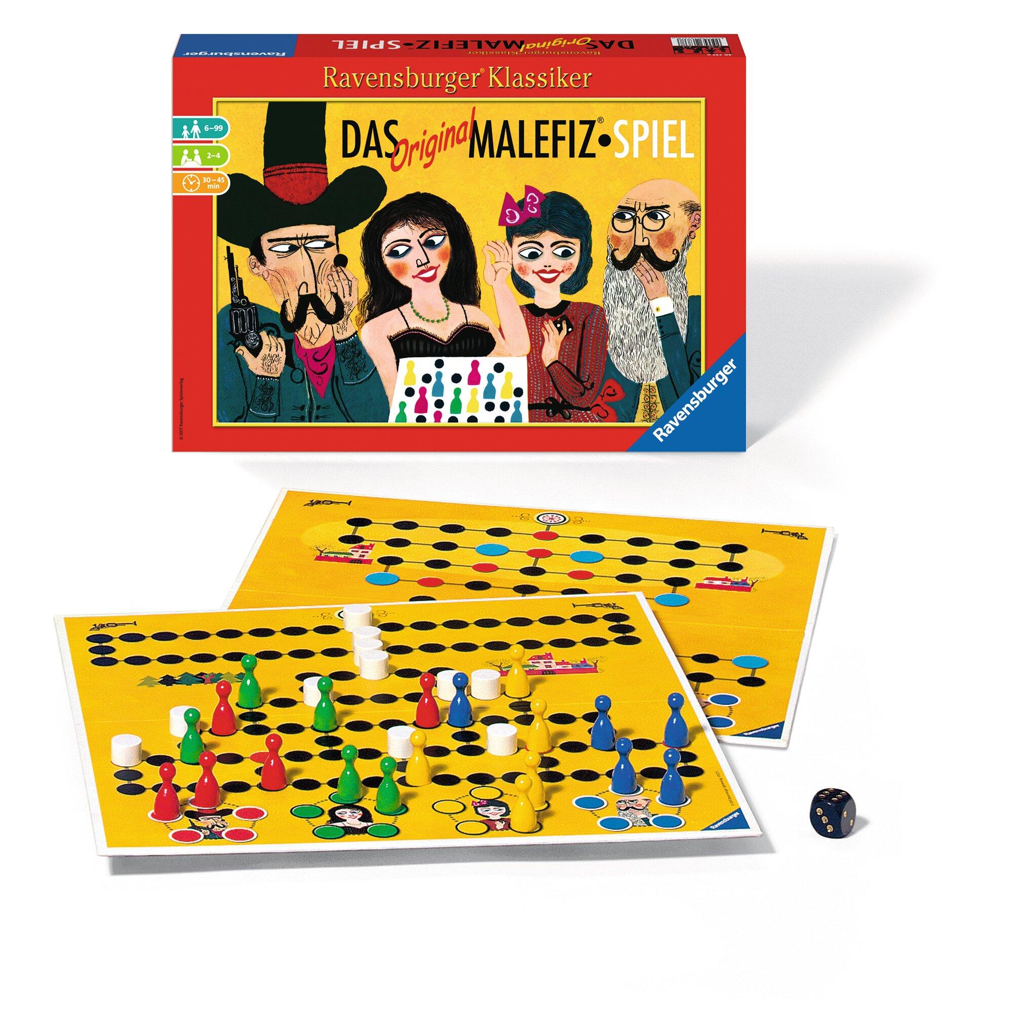 ravensburger-das-original-malefiz-spiel-wurfellaufspiel, 19.99 EUR @ babywalz-de