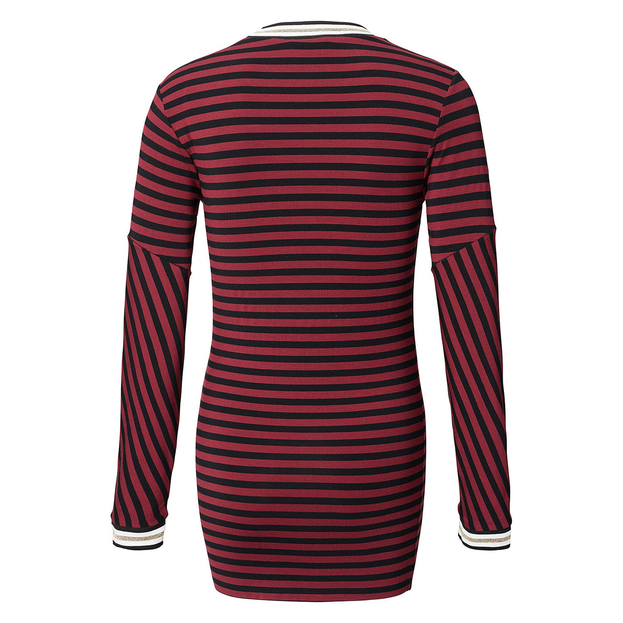 supermom-langarmshirt-red-stripe