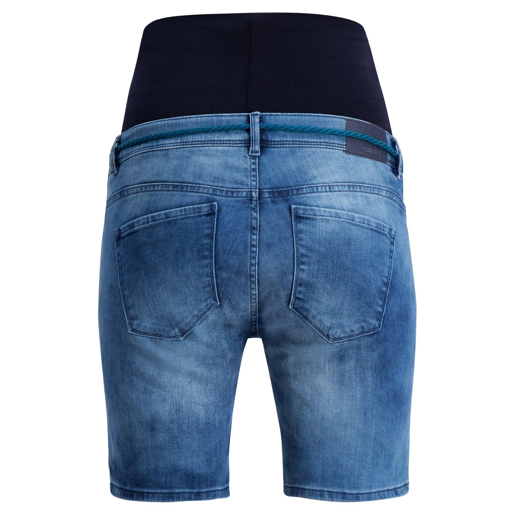 noppies-umstandsshorts-jeans-mila, 35.99 EUR @ babywalz-de