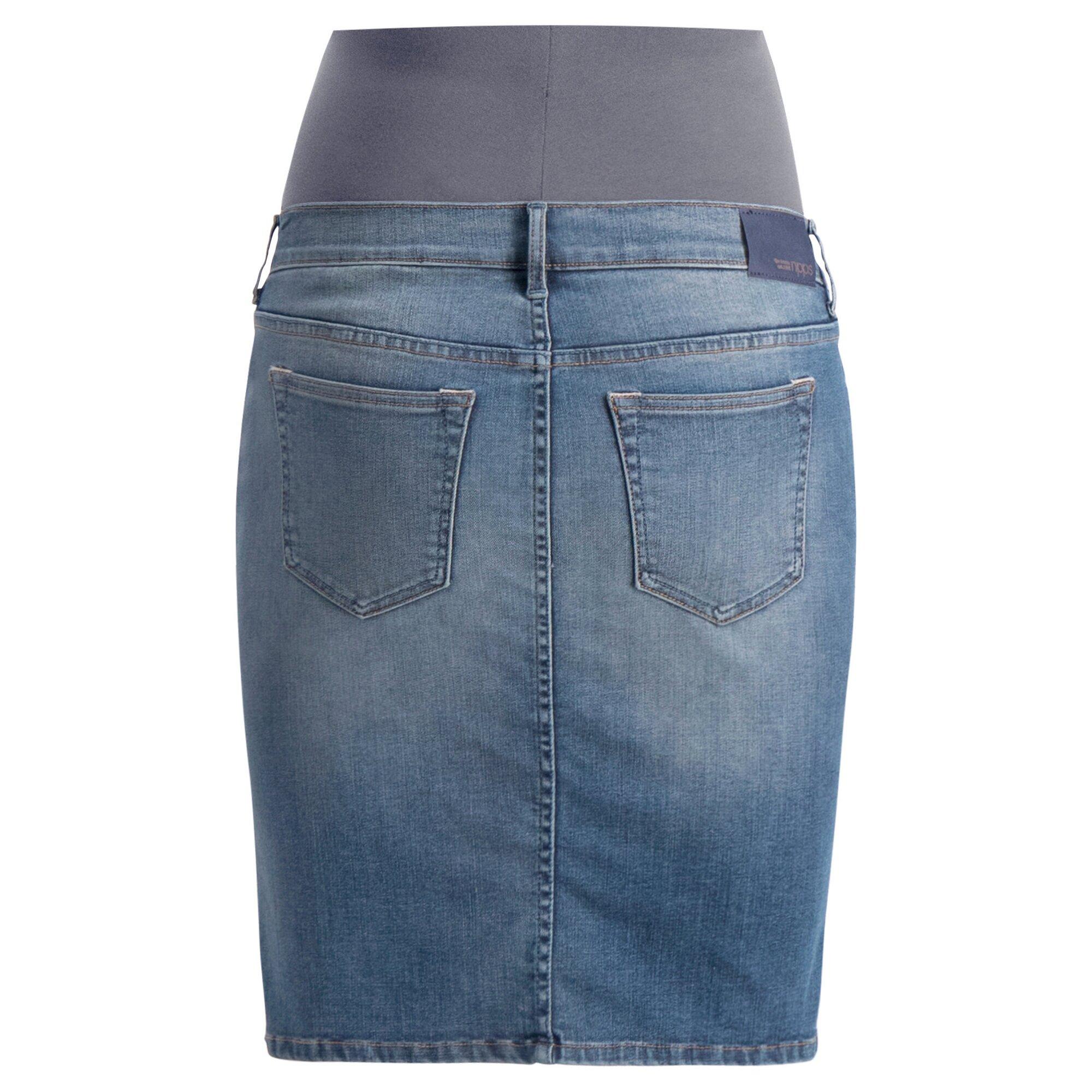 noppies-umstandsrock-jeans-misty, 29.99 EUR @ babywalz-de