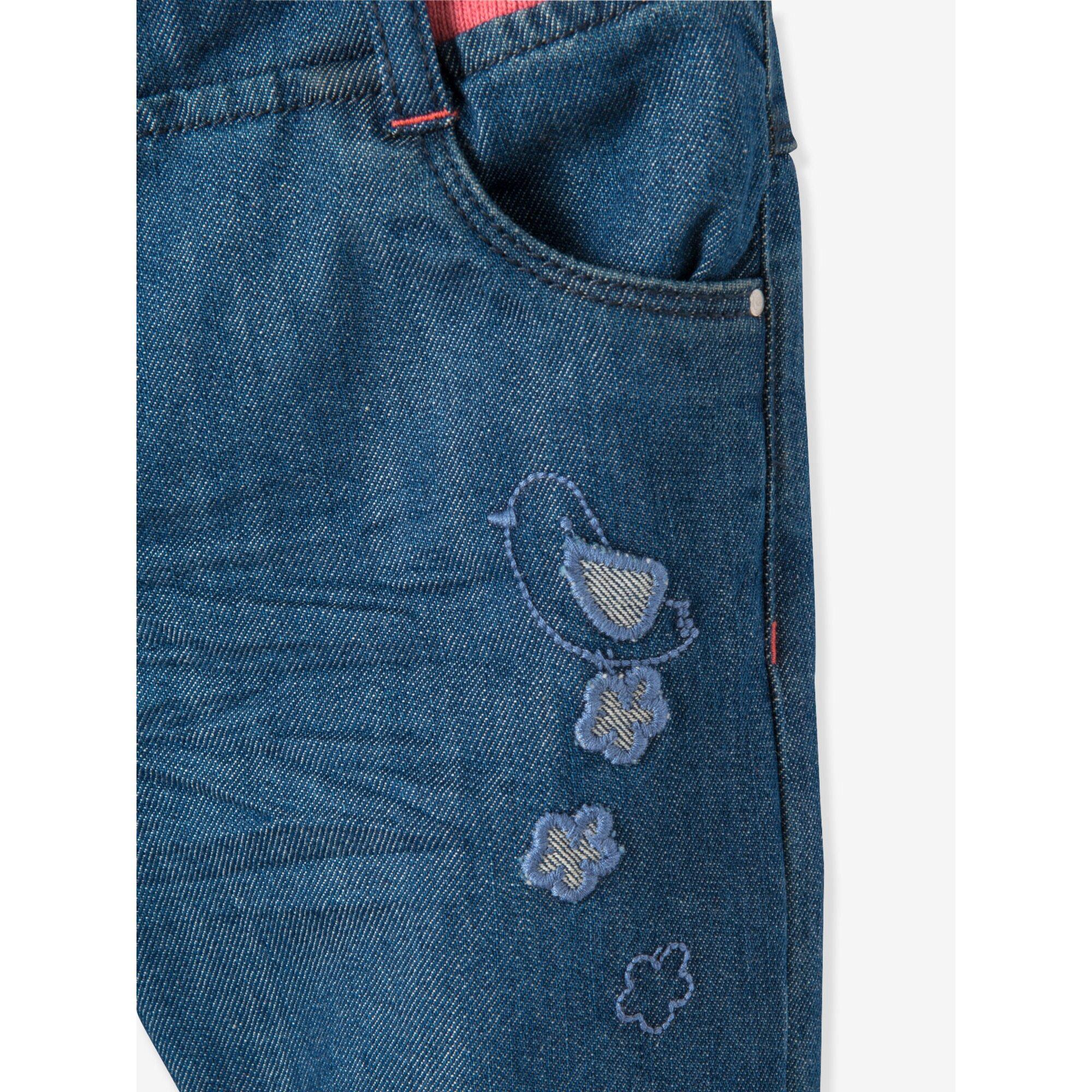 vertbaudet-madchen-boyfriend-jeans, 25.99 EUR @ babywalz-de