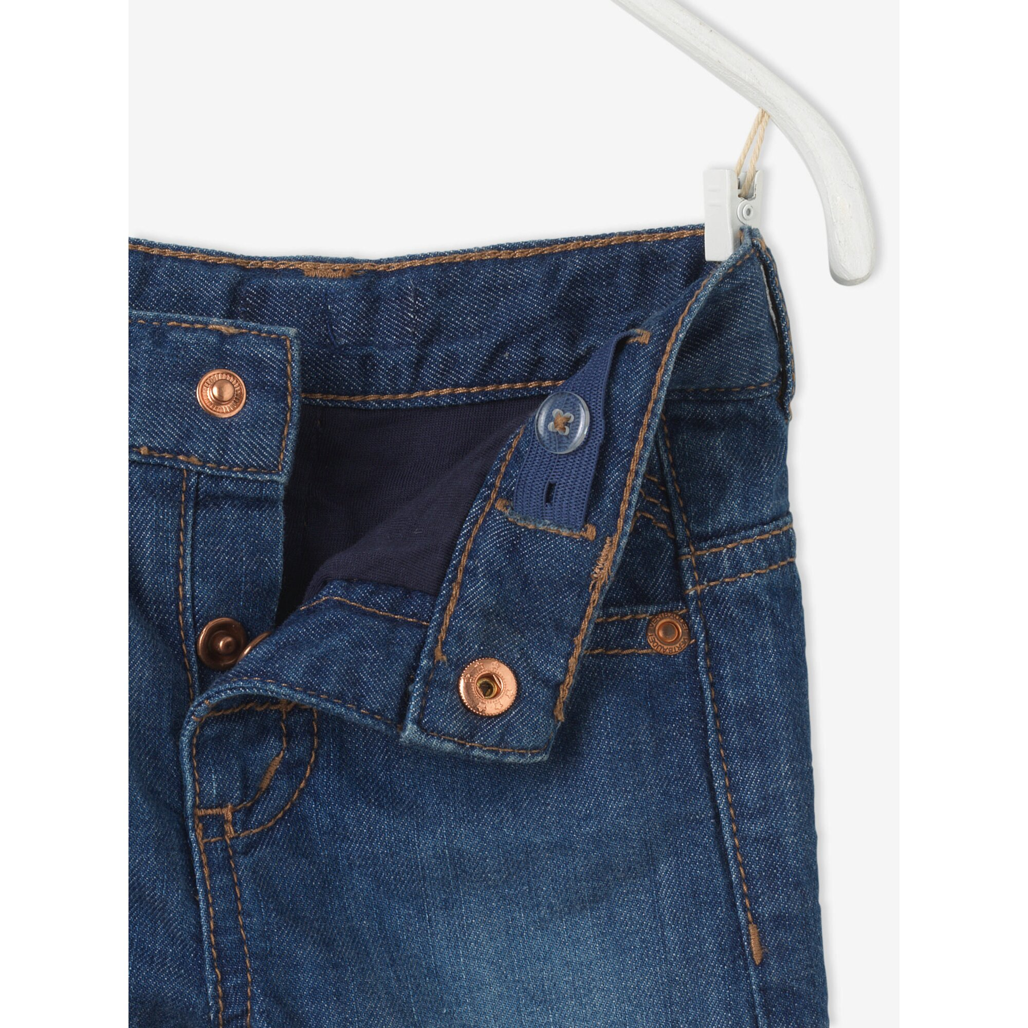 vertbaudet-gefutterte-jeans-fur-baby-jungen, 18.99 EUR @ babywalz-de