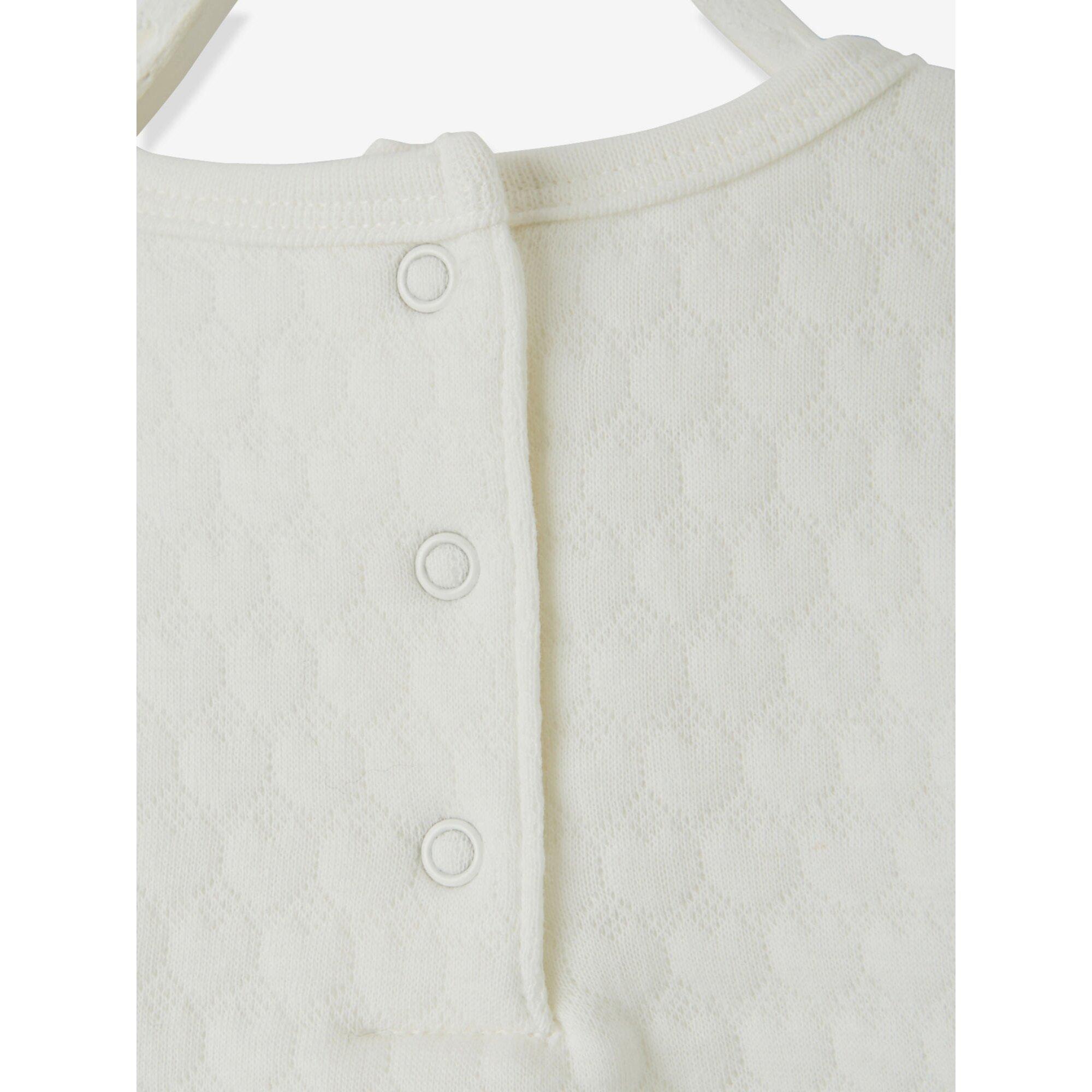vertbaudet-wattiertes-sweatshirt-baby-madchen, 13.99 EUR @ babywalz-de