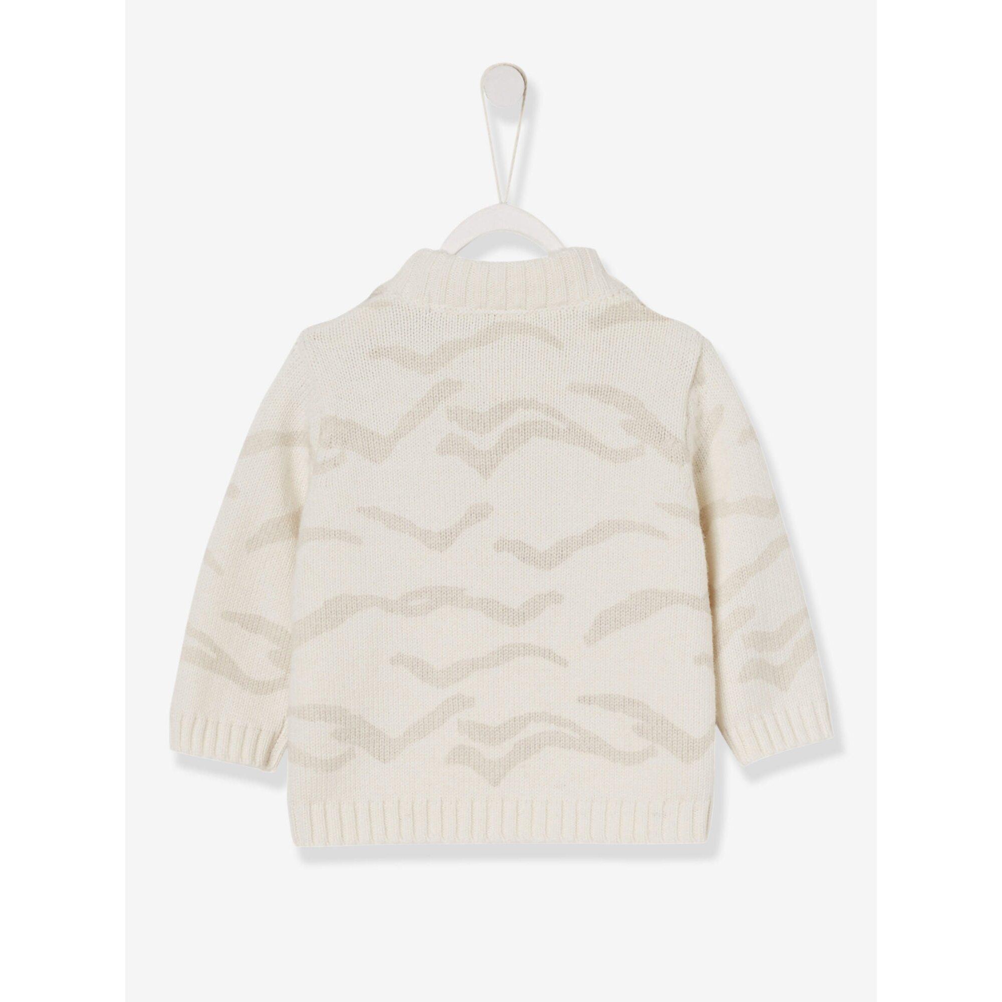 vertbaudet-strick-pullover-fur-baby-jungen-kragen, 20.99 EUR @ babywalz-de