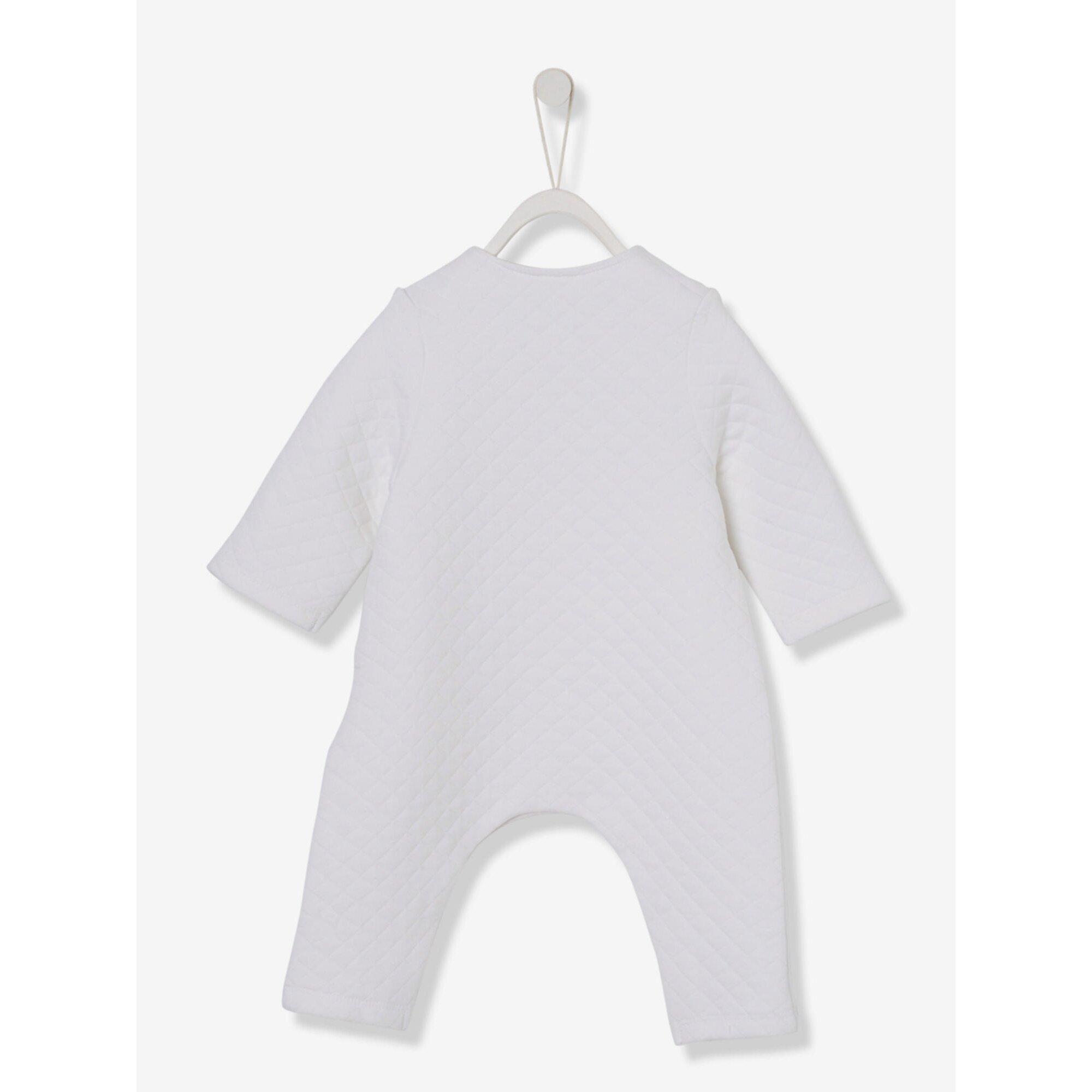 vertbaudet-baby-overall-aus-gesteppter-sweatware, 18.99 EUR @ babywalz-de