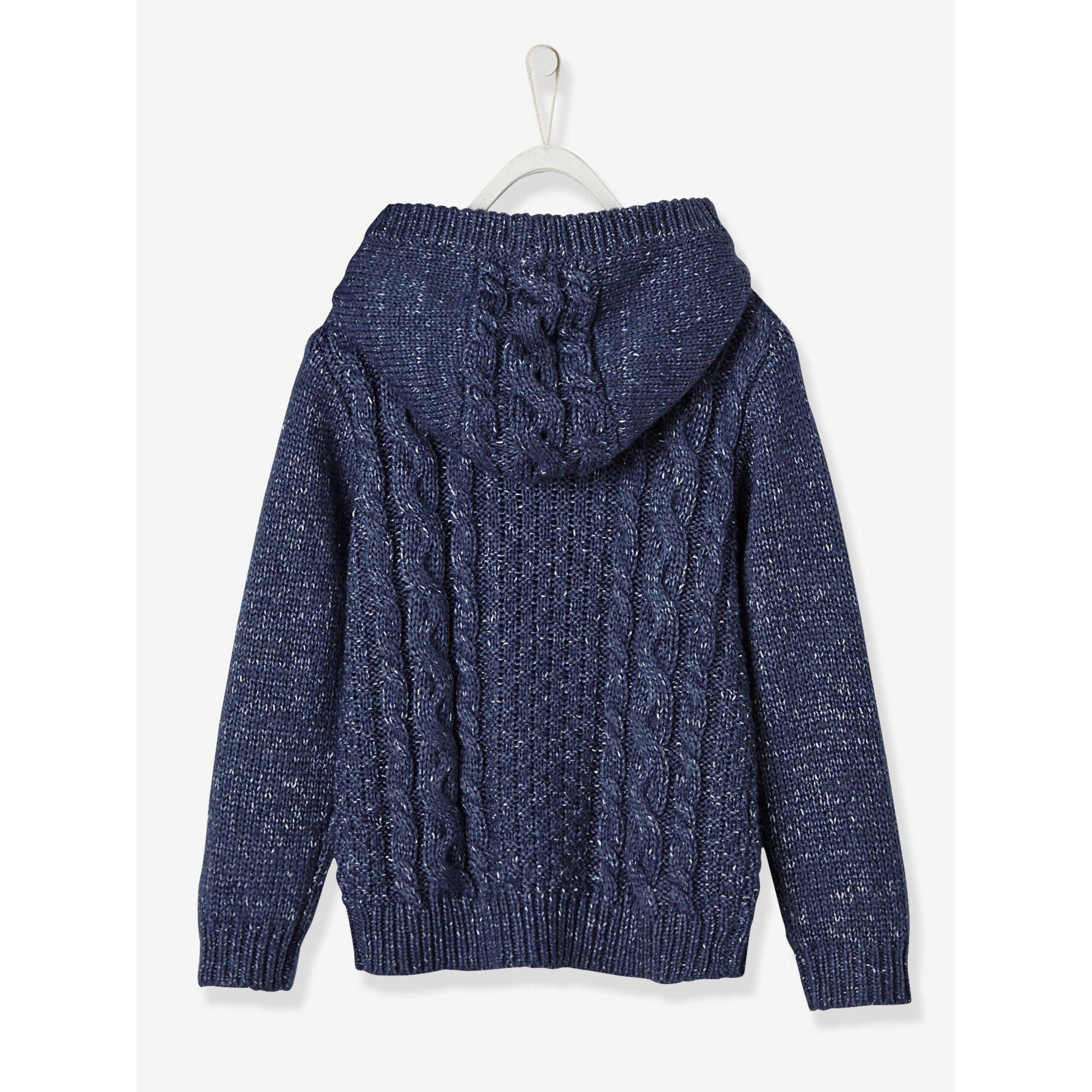 vertbaudet-jungen-kapuzen-pullover