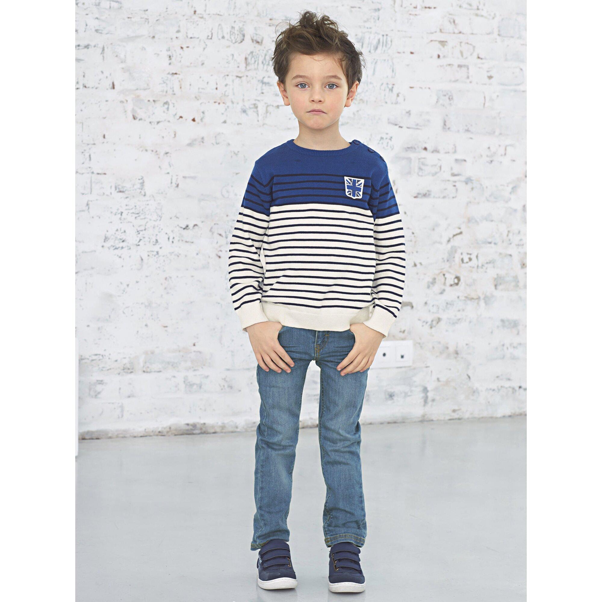 vertbaudet-slim-fit-jeans-fur-jungen-huftweite-slim, 20.99 EUR @ babywalz-de