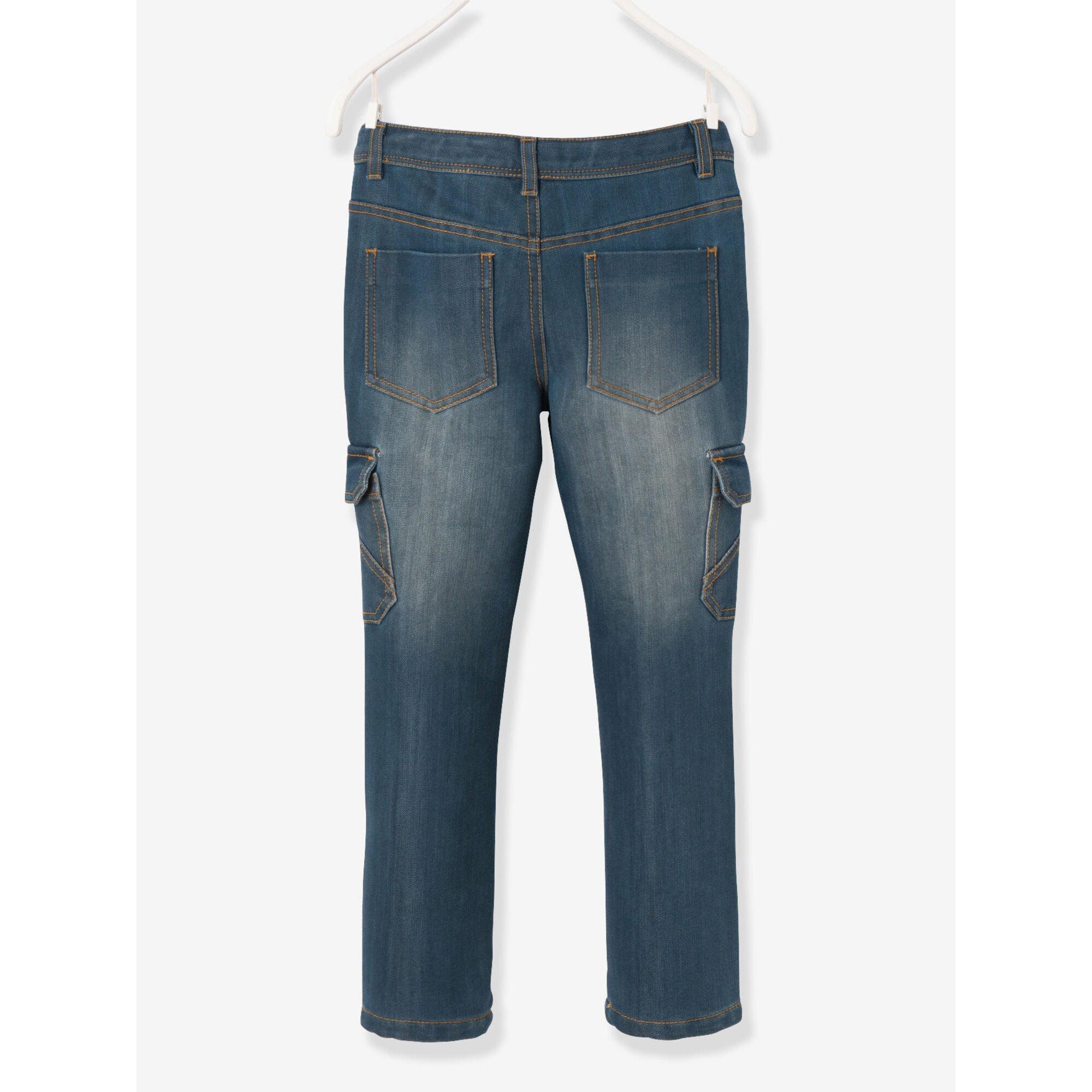vertbaudet-robuste-thermo-jeans-fur-jungen-gerade, 30.99 EUR @ babywalz-de