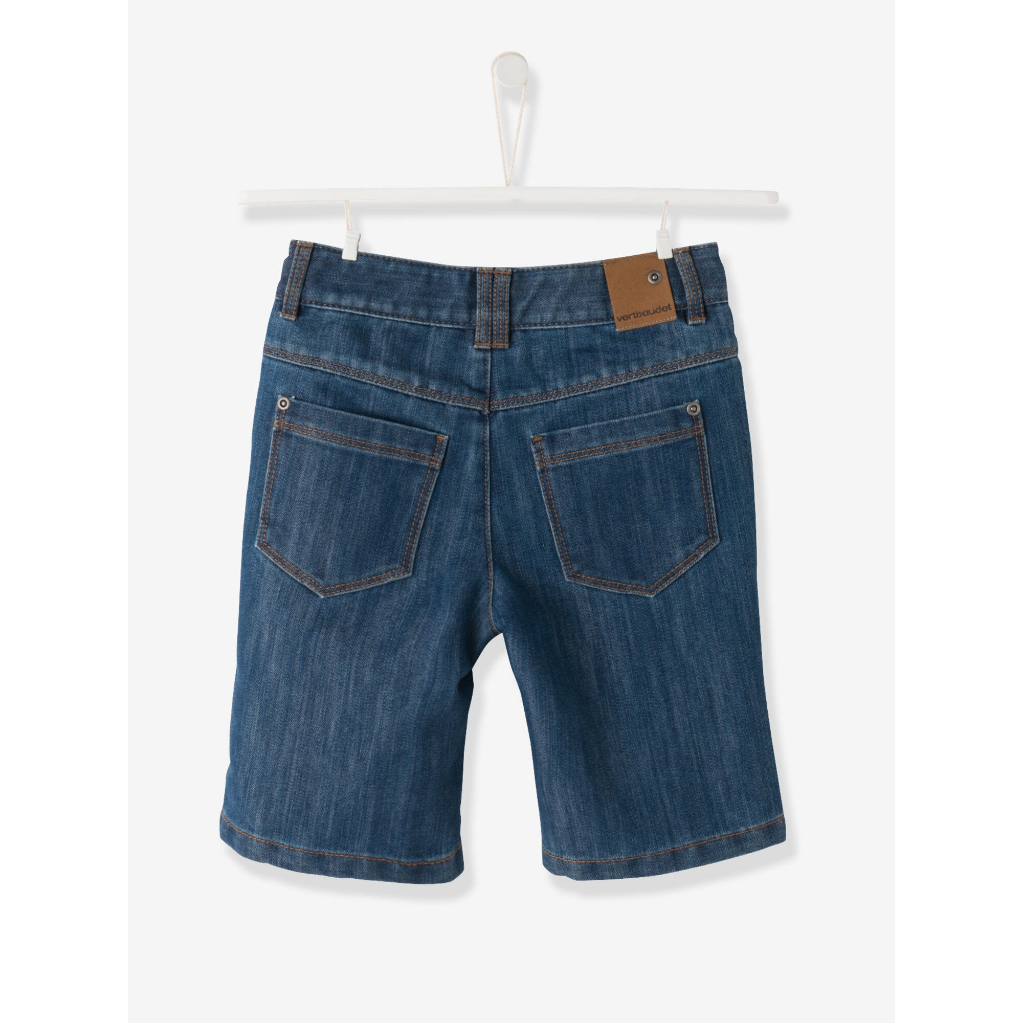 vertbaudet-jeans-bermudas-fur-jungen, 13.99 EUR @ babywalz-de