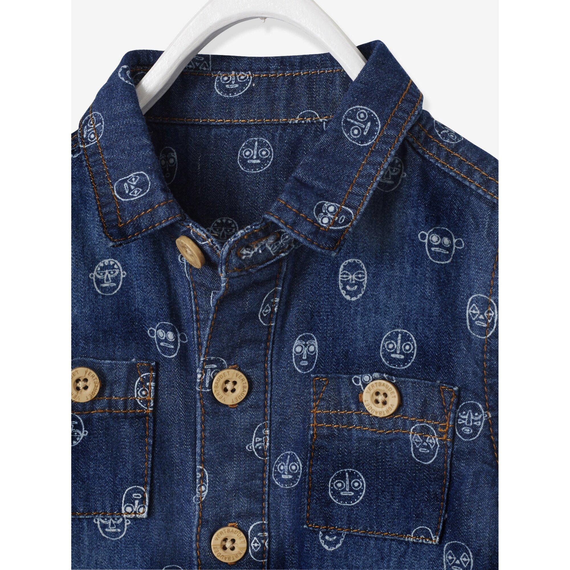 vertbaudet-jeanshemd-fur-baby-jungen-bedruckt