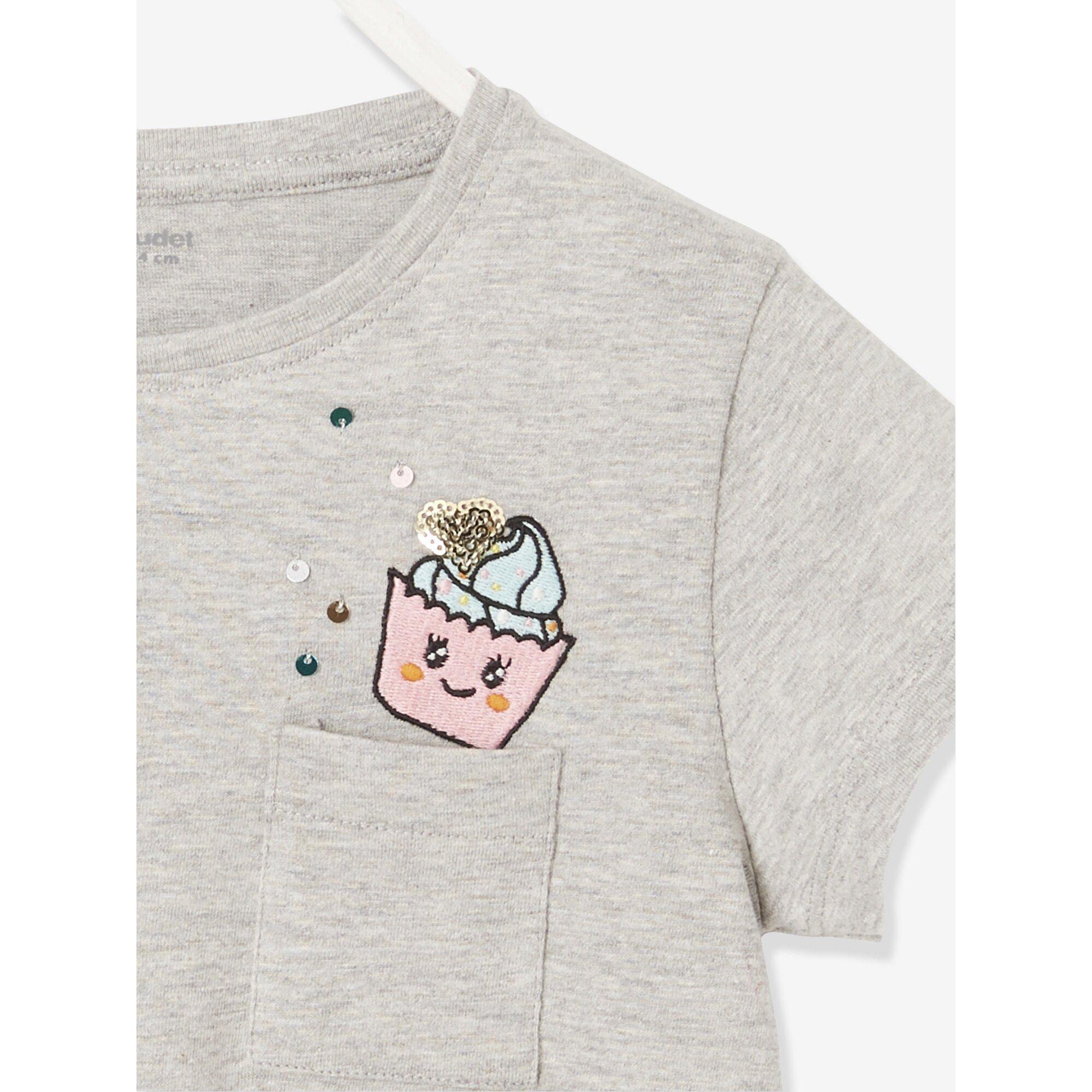 vertbaudet-madchen-t-shirt-mit-pailletten-cupcake