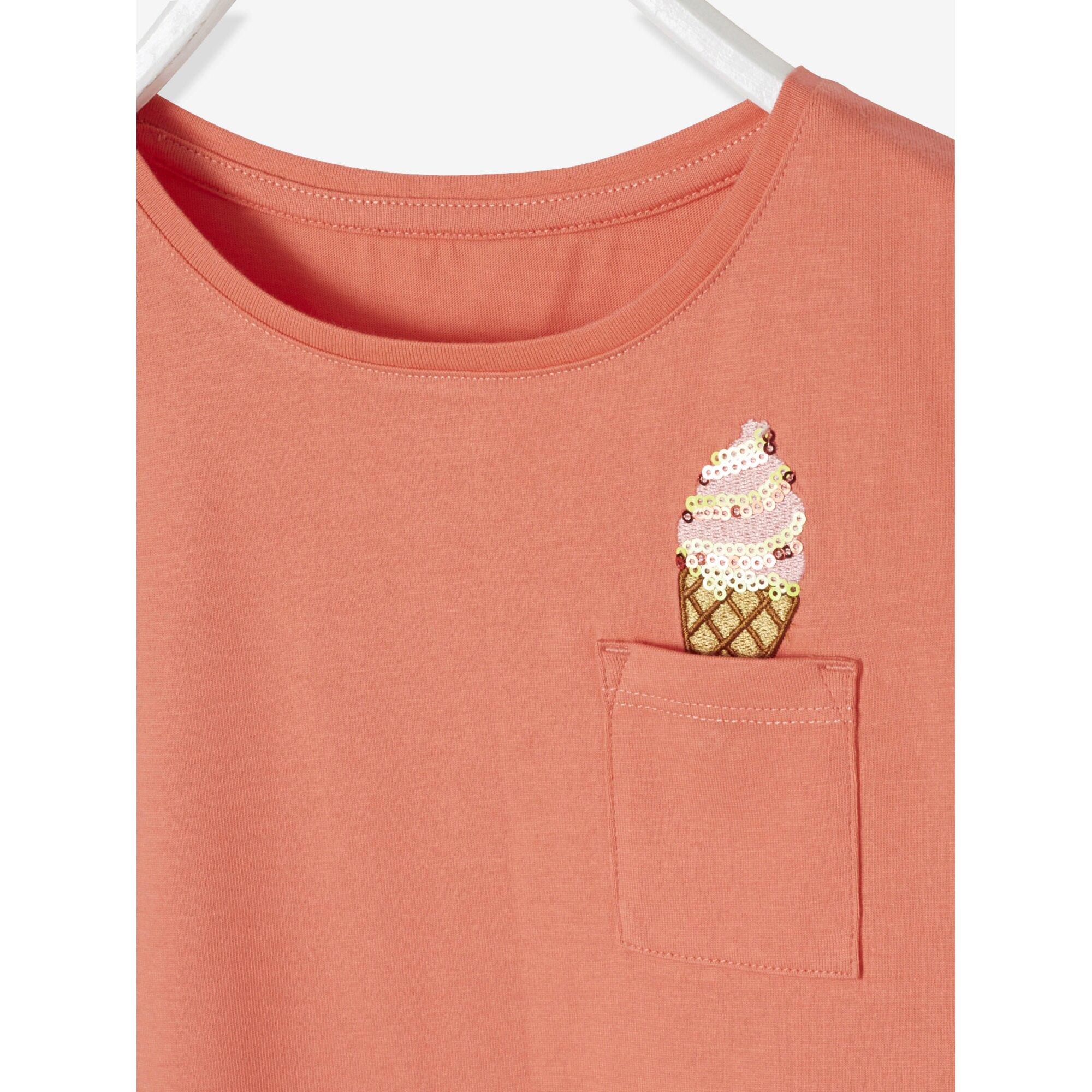 vertbaudet-madchen-t-shirt-mit-eismotiv-pailletten