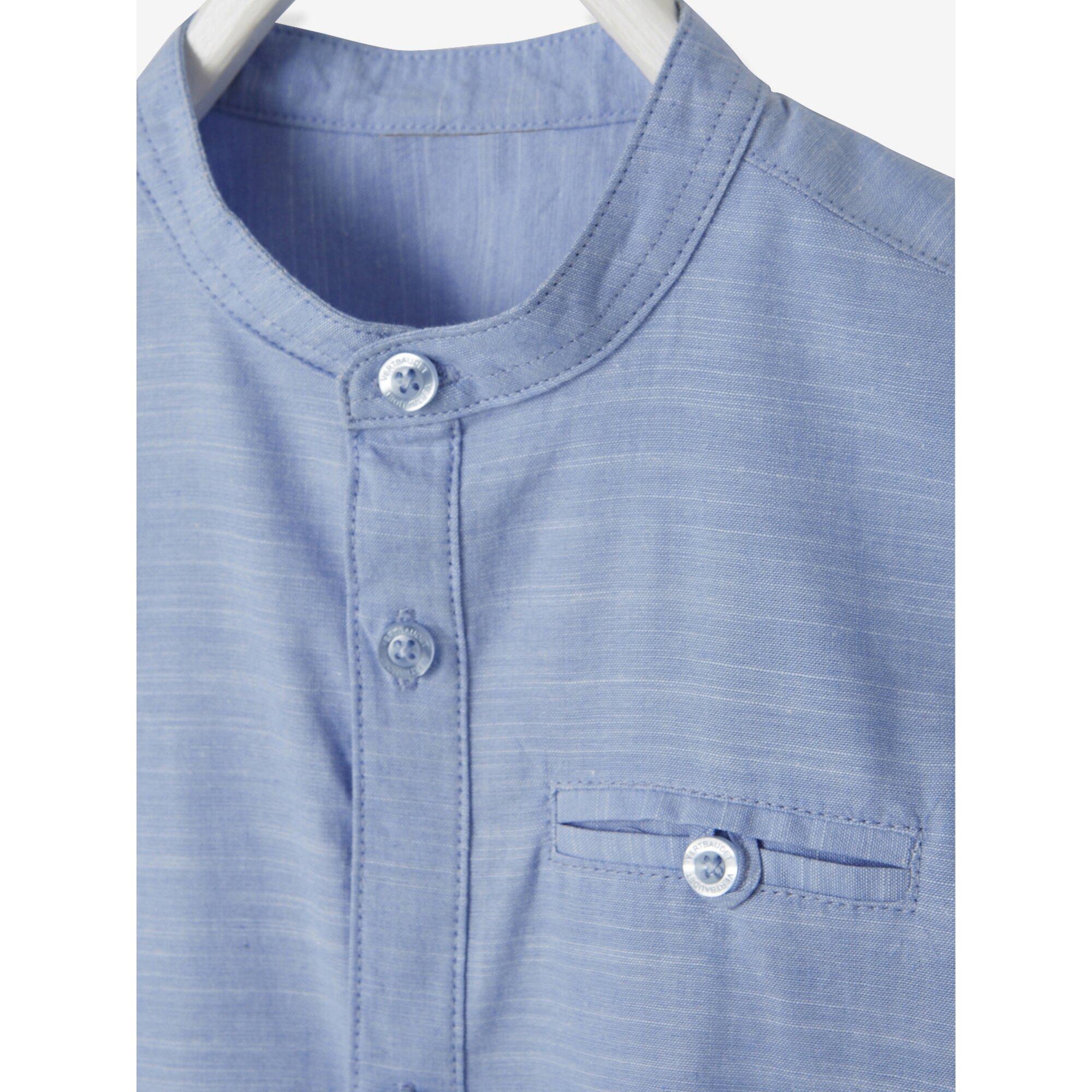 vertbaudet-festliches-jungen-hemd-mit-stehkragen