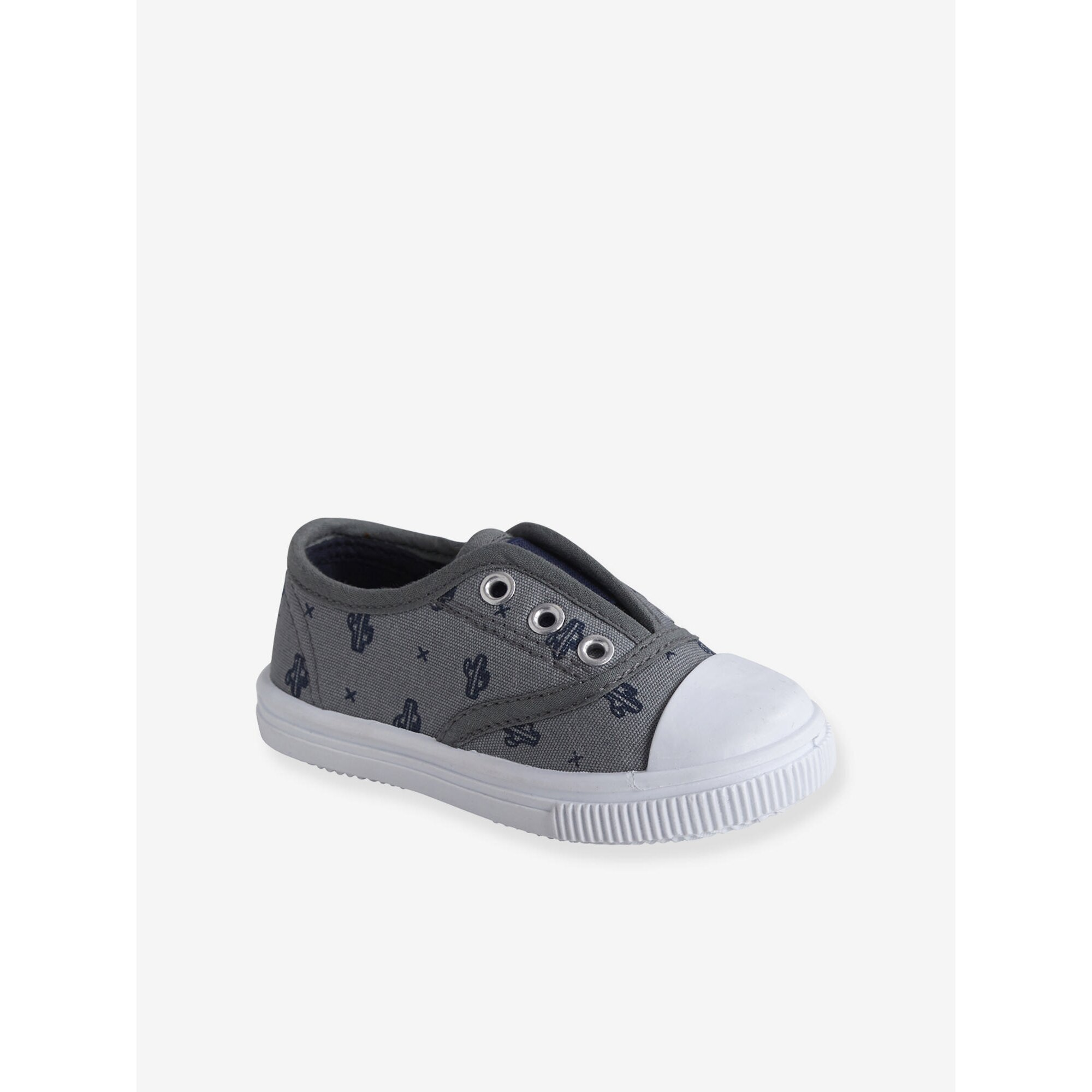 Vertbaudet Sneakers für Jungen, Stoff