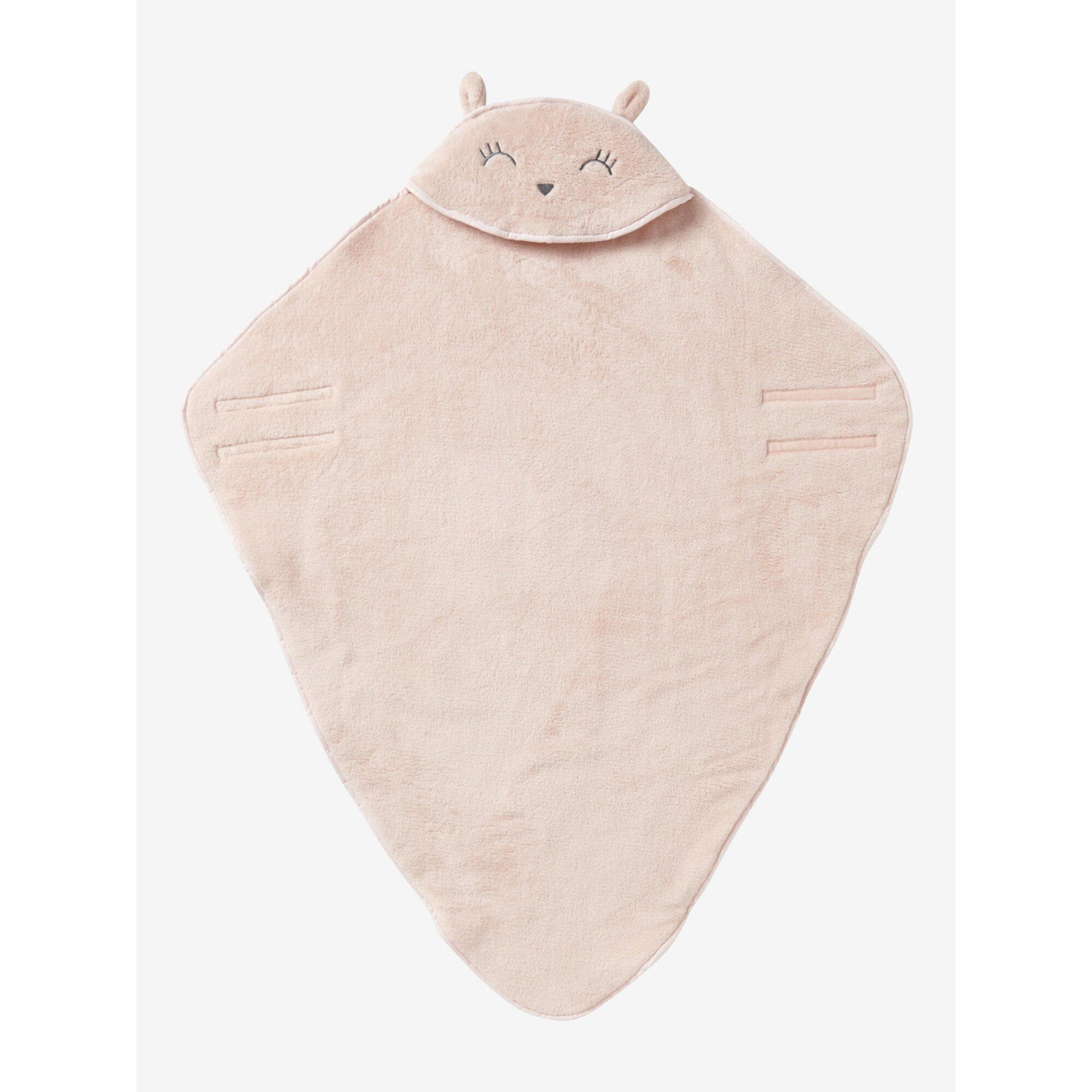 vertbaudet-kuschelige-babydecke-mit-kapuze