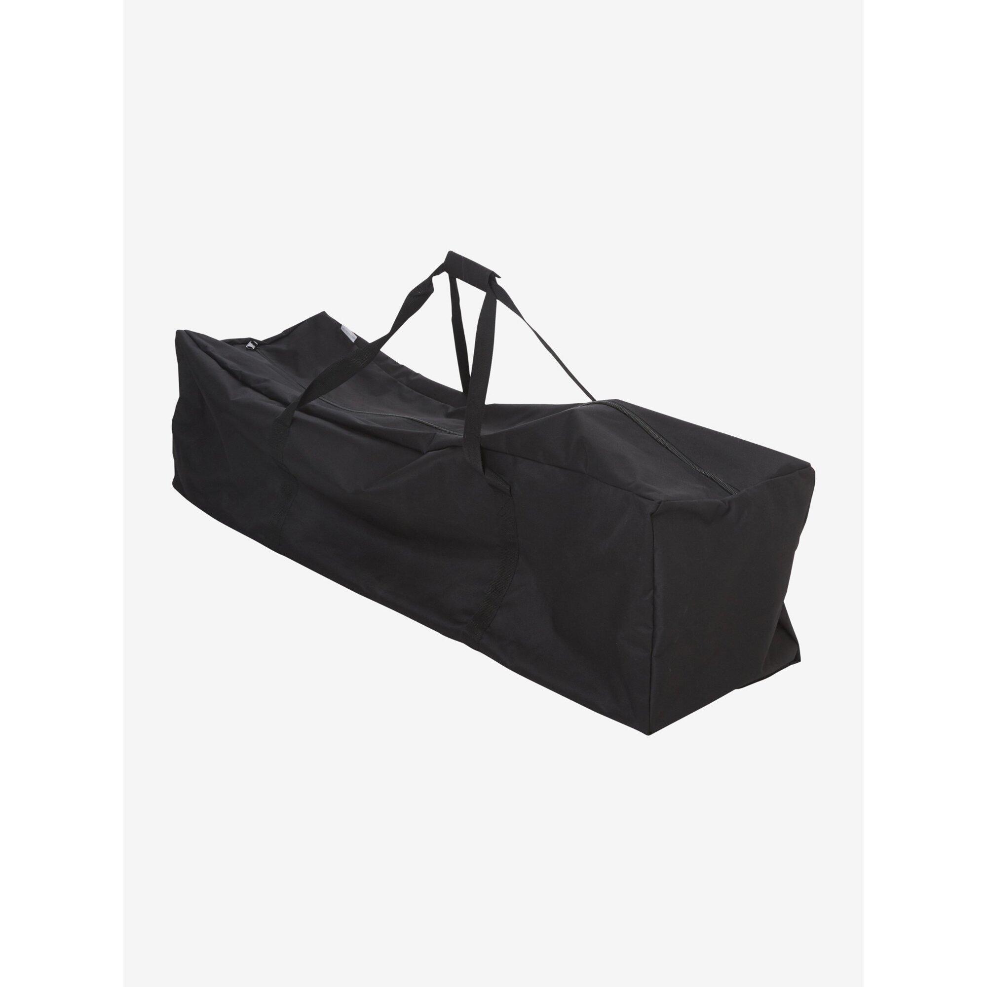 Vertbaudet Buggy-Transporttasche schwarz