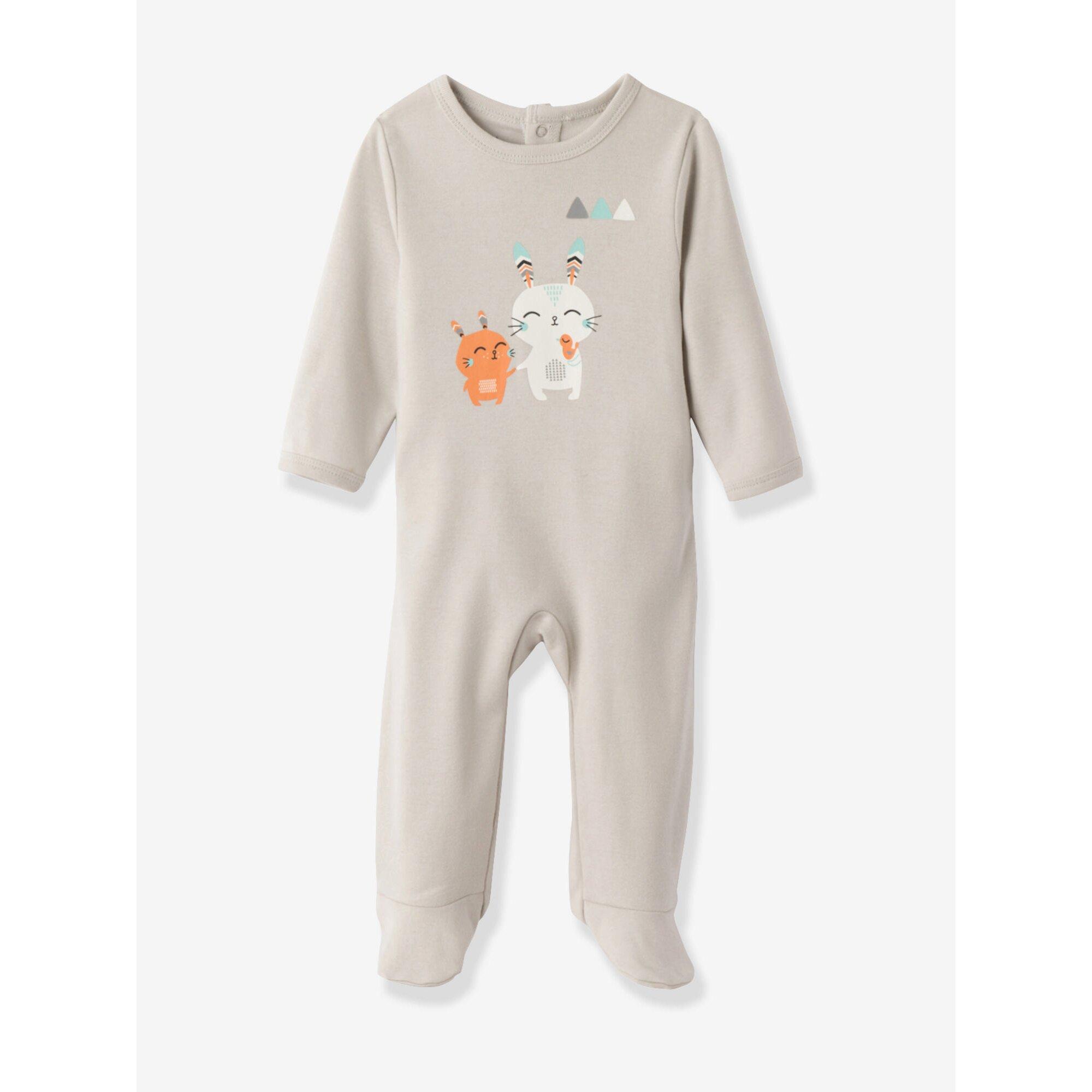 vertbaudet-3er-pack-babystrampler-baumwolle