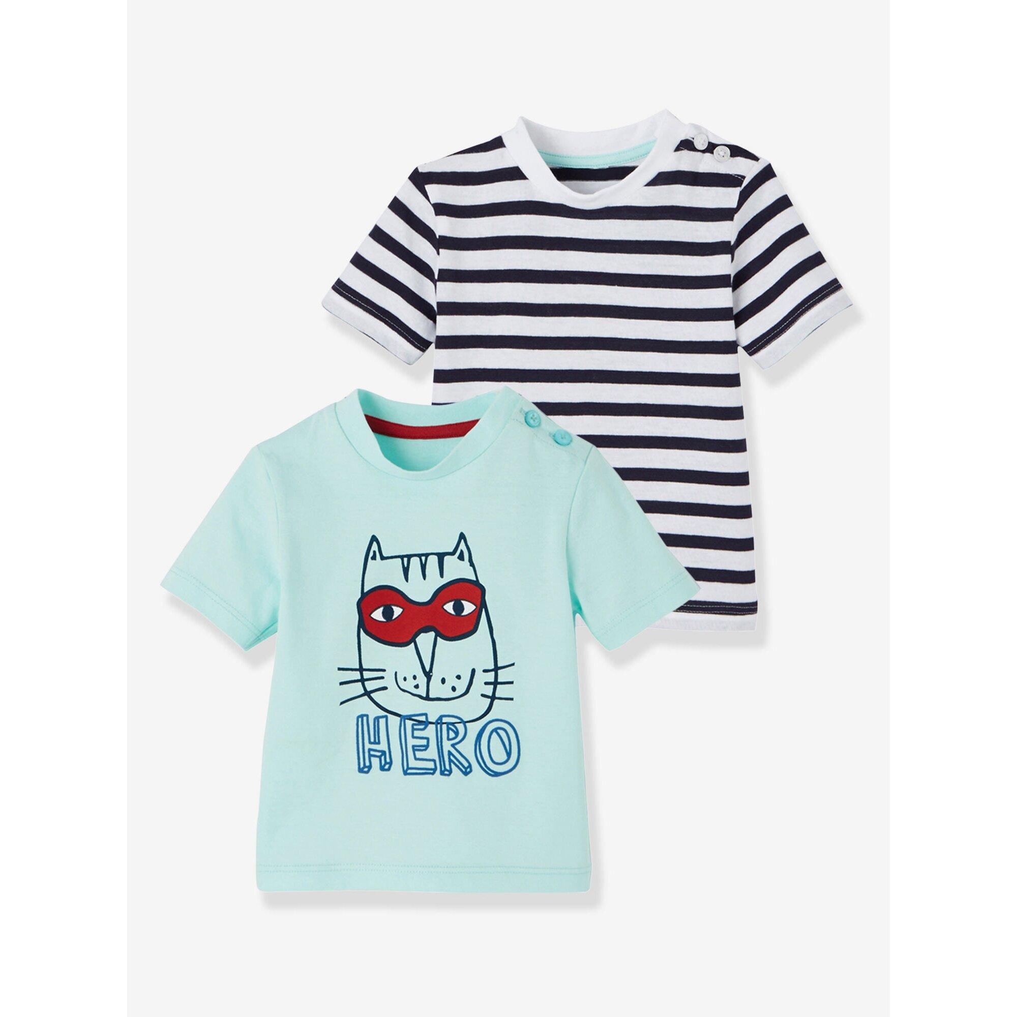 vertbaudet-2er-pack-shirts-fur-baby-jungen