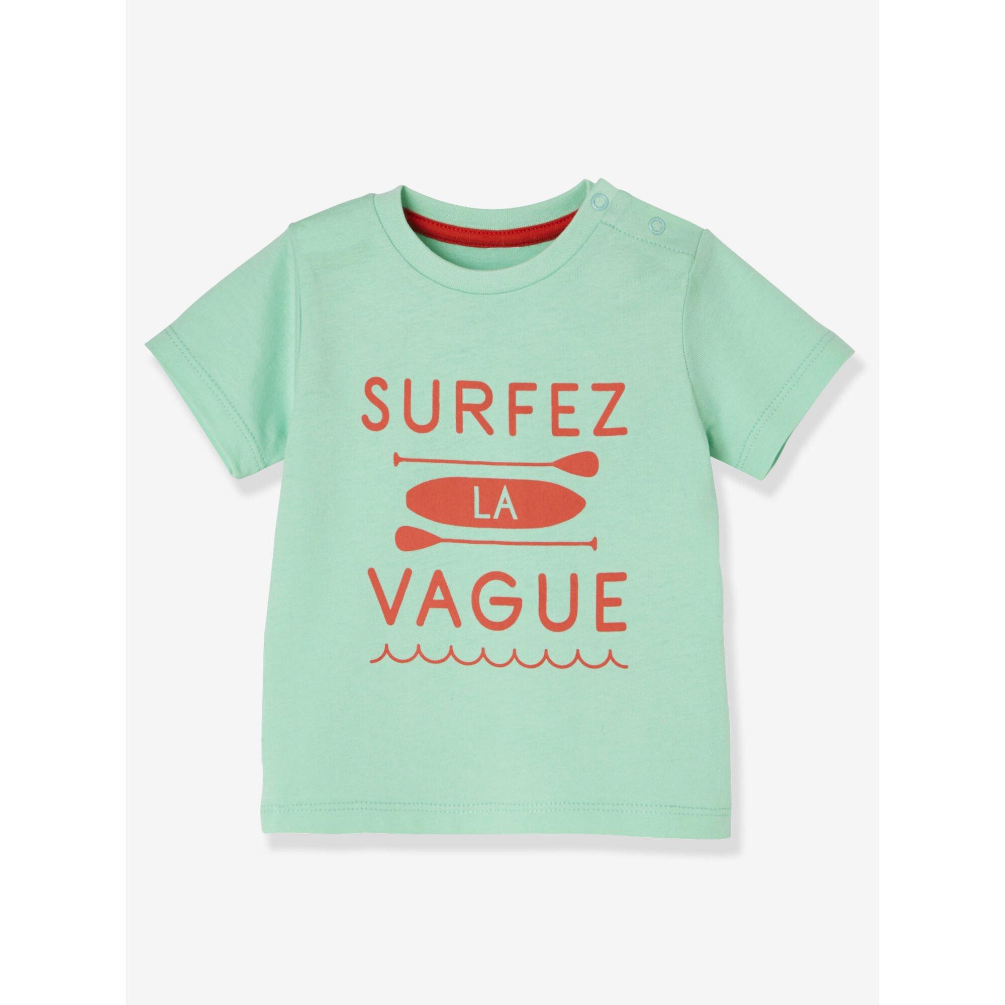 vertbaudet-2er-pack-baby-jungen-t-shirts-bedruckt, 7.49 EUR @ babywalz-de