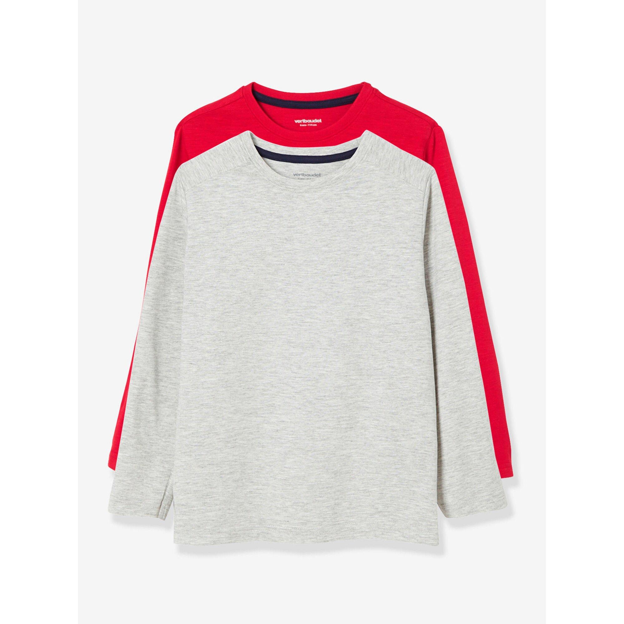 vertbaudet-2er-pack-shirts-fur-jungen