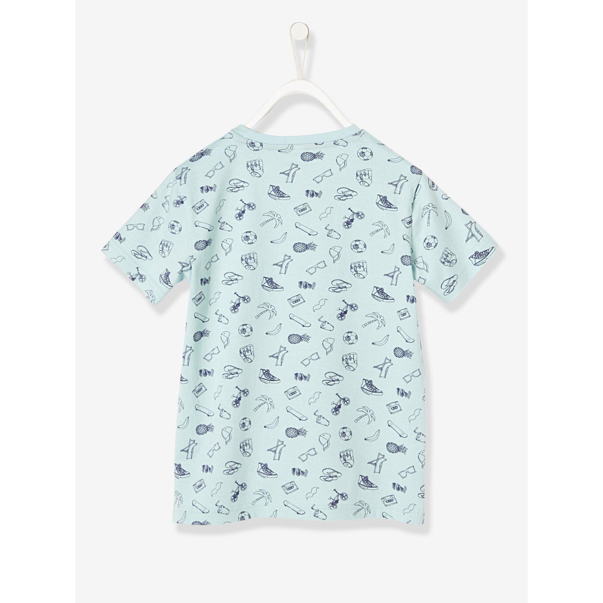 vertbaudet-t-shirt-fur-jungen-rundhals