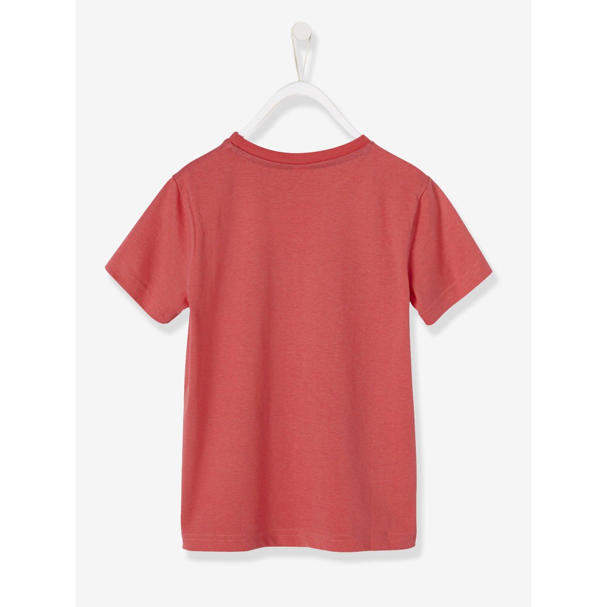 vertbaudet-t-shirt-fur-jungen-streifen-oder-print, 6.99 EUR @ babywalz-de