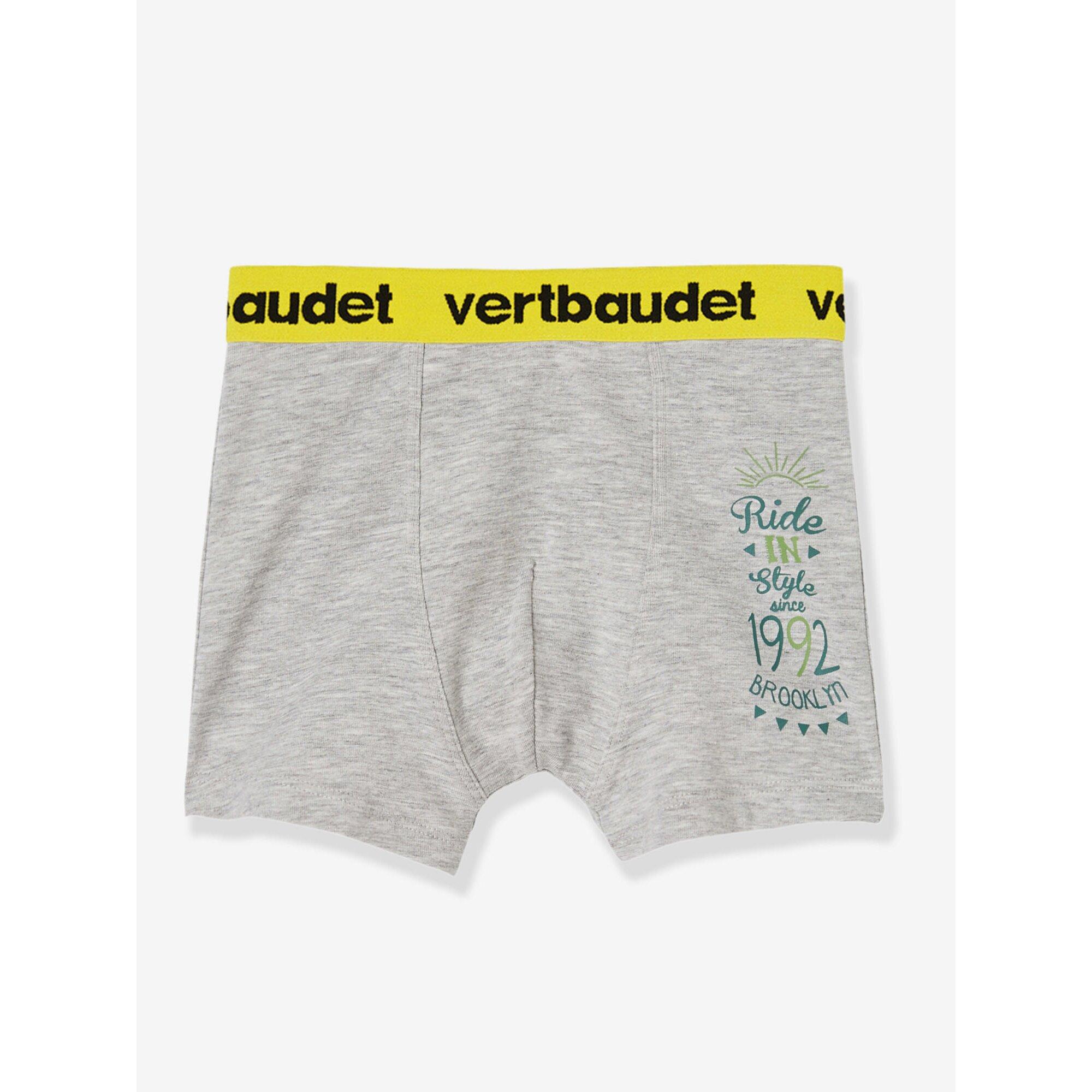 vertbaudet-3er-pack-jungen-boxershorts-dinos