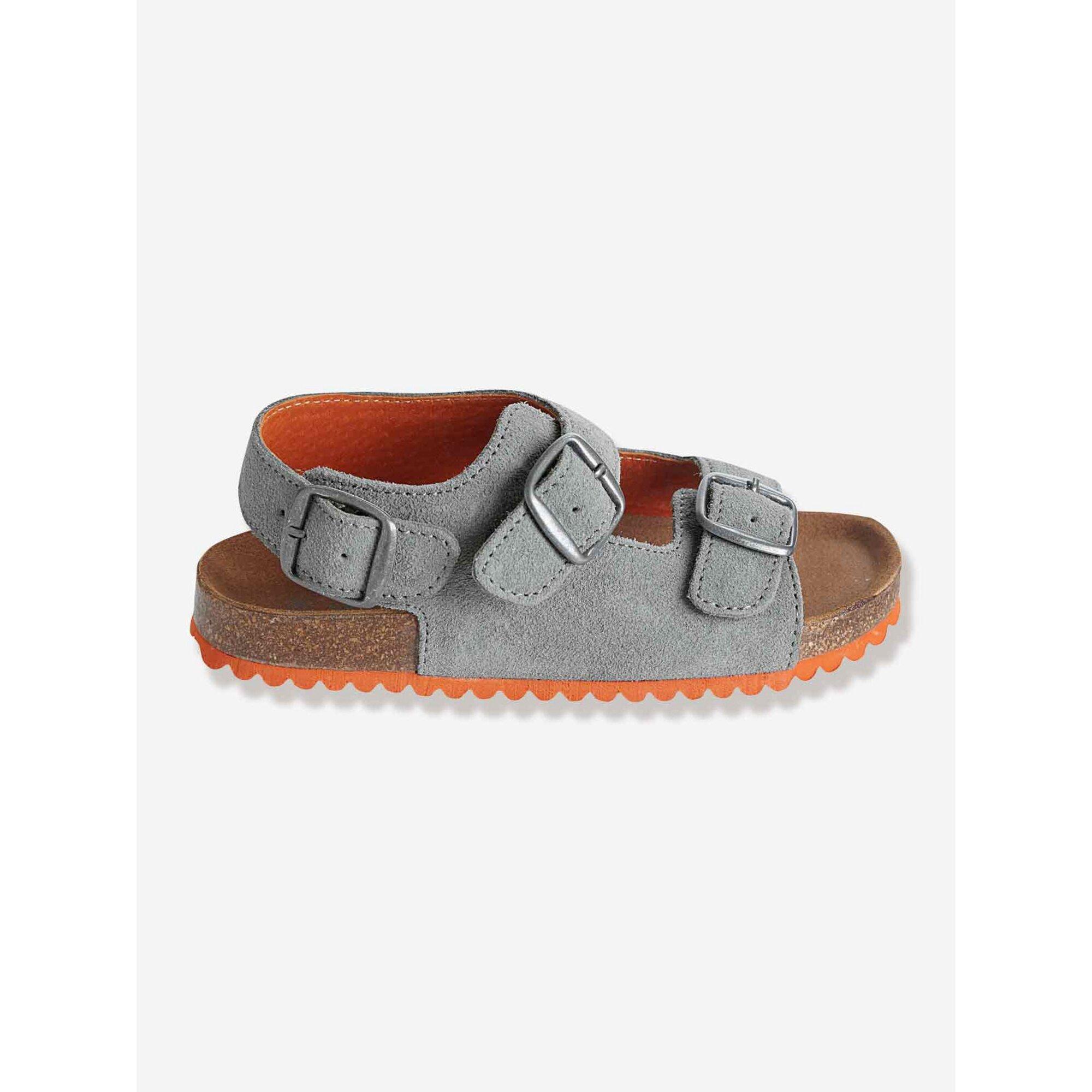 vertbaudet-sandalen-fur-jungen-leder, 40.99 EUR @ babywalz-de