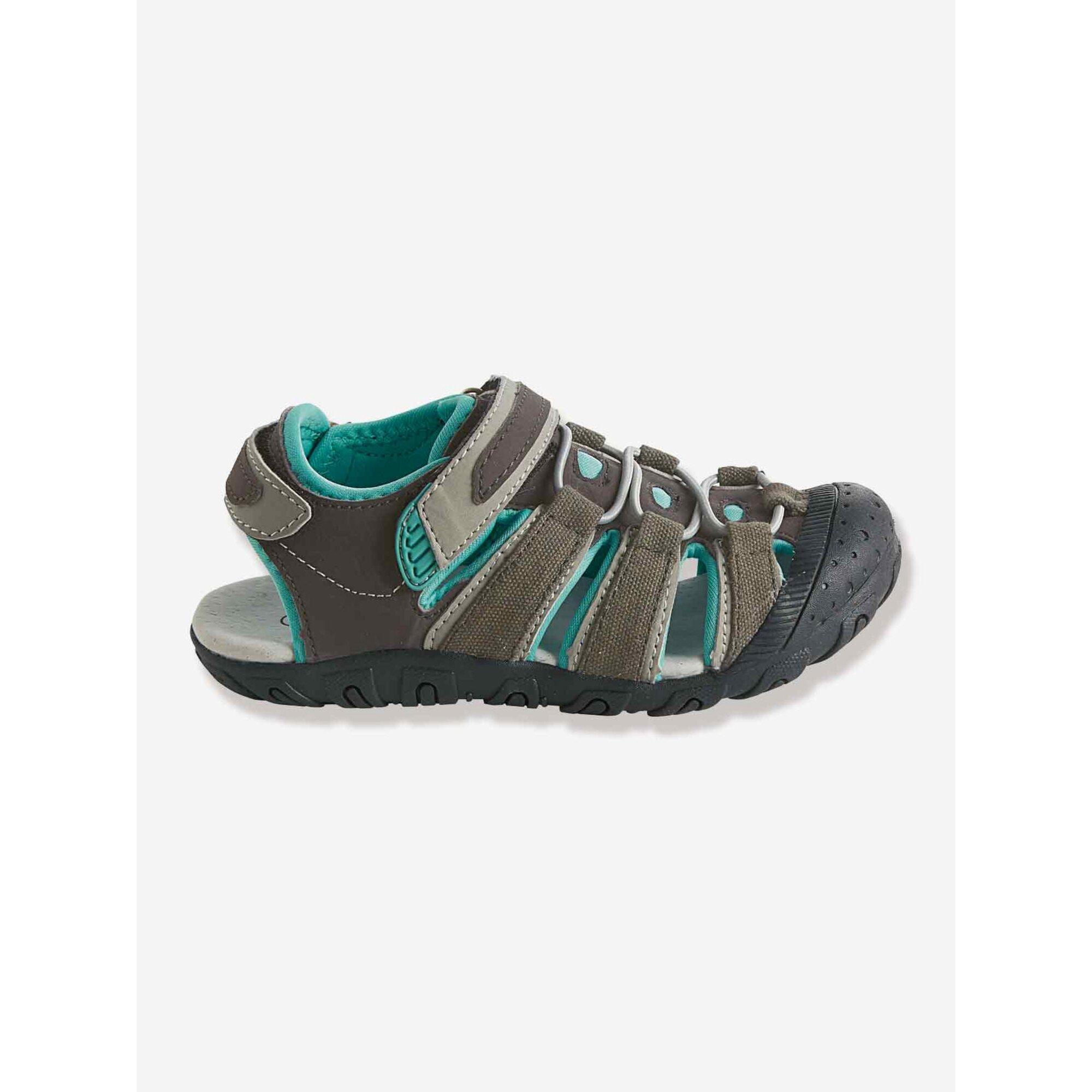 vertbaudet-sandalen-fur-jungen-klettverschluss, 30.99 EUR @ babywalz-de