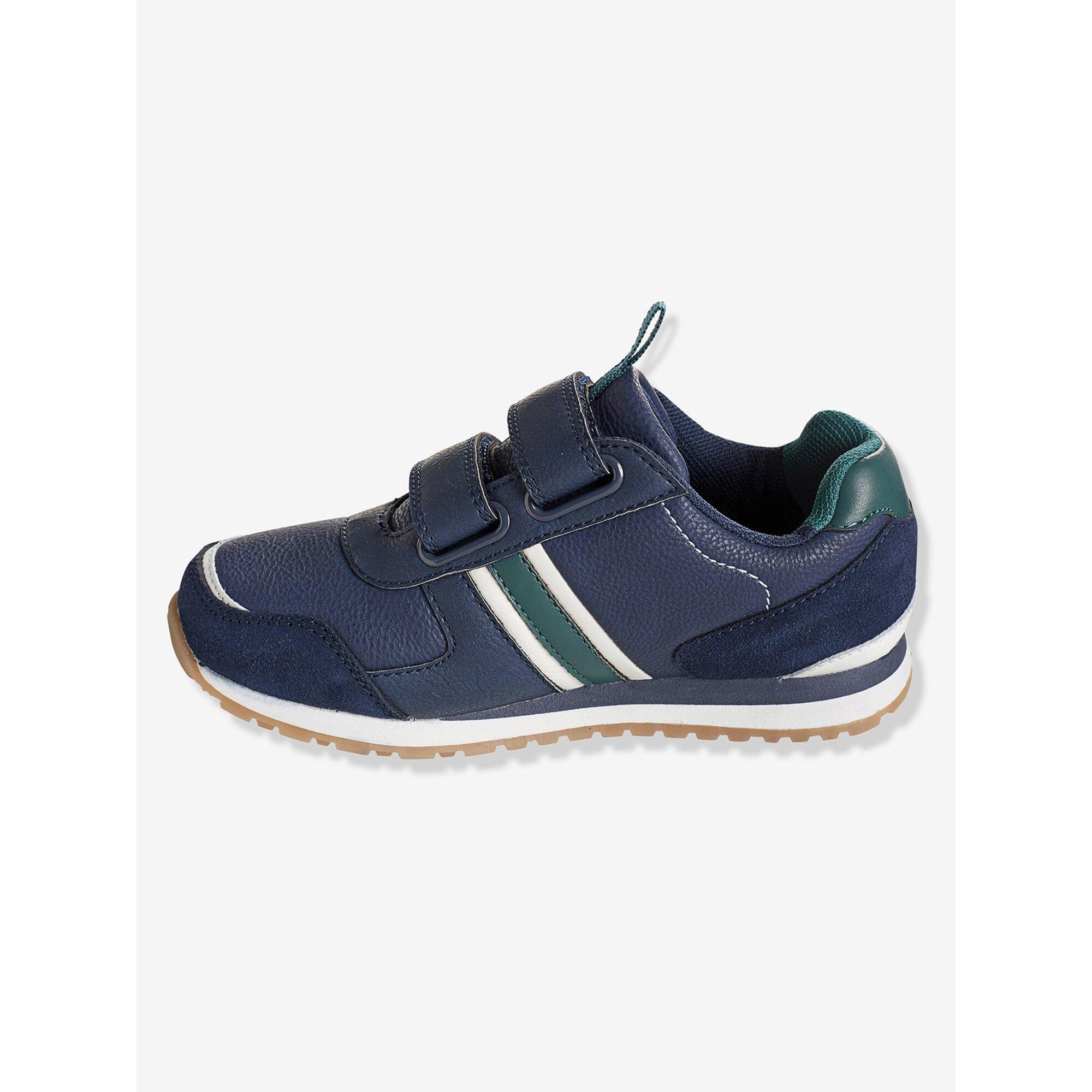 vertbaudet-sneakers-fur-jungen-klettverschluss, 40.99 EUR @ babywalz-de