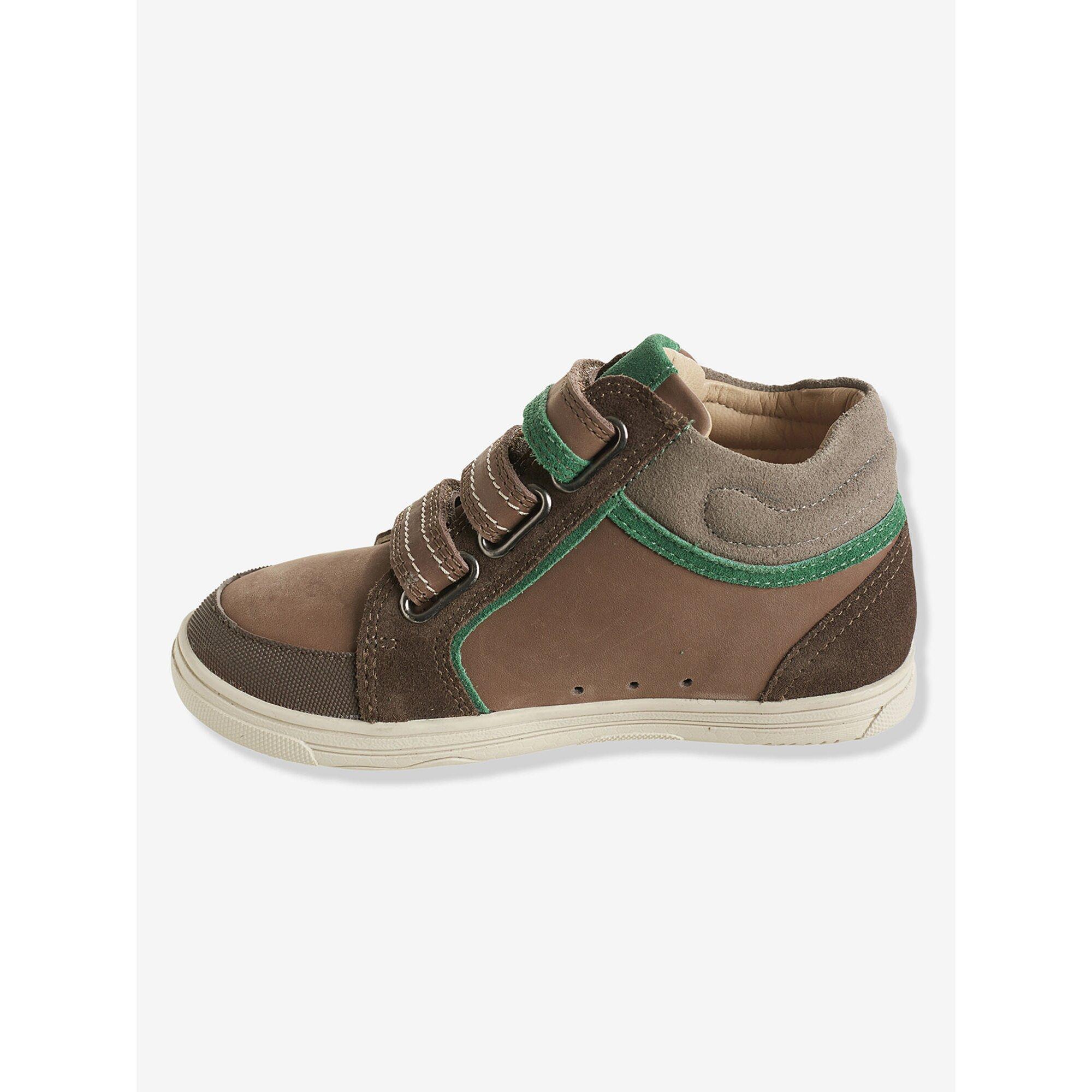 vertbaudet-sneakers-fur-jungen-leder, 65.99 EUR @ babywalz-de