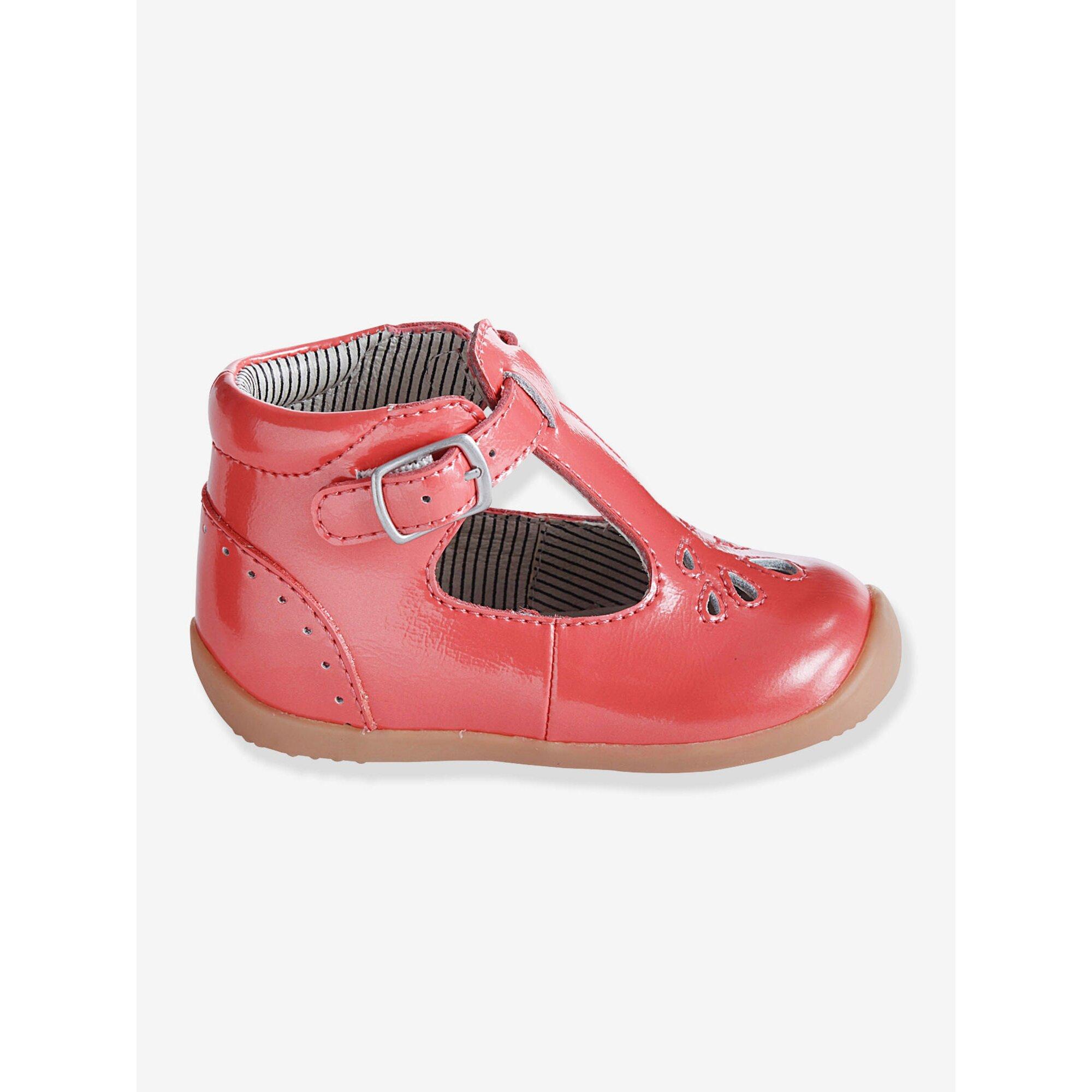 vertbaudet-lauflern-sandalen-fur-madchen, 45.99 EUR @ babywalz-de