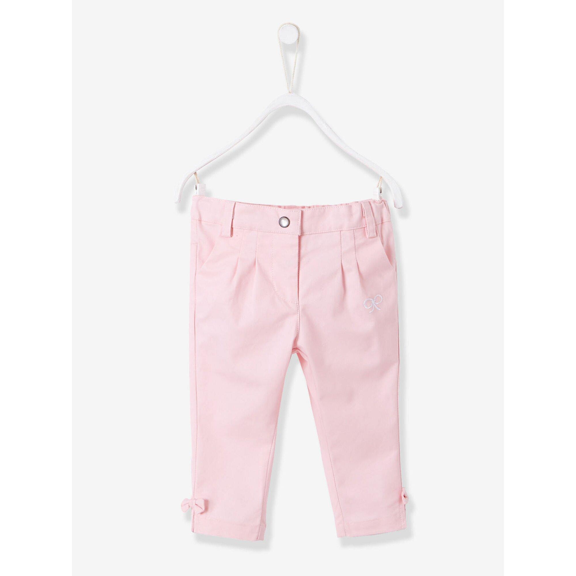 vertbaudet-set-fur-baby-madchen-bluse-und-hose, 25.99 EUR @ babywalz-de