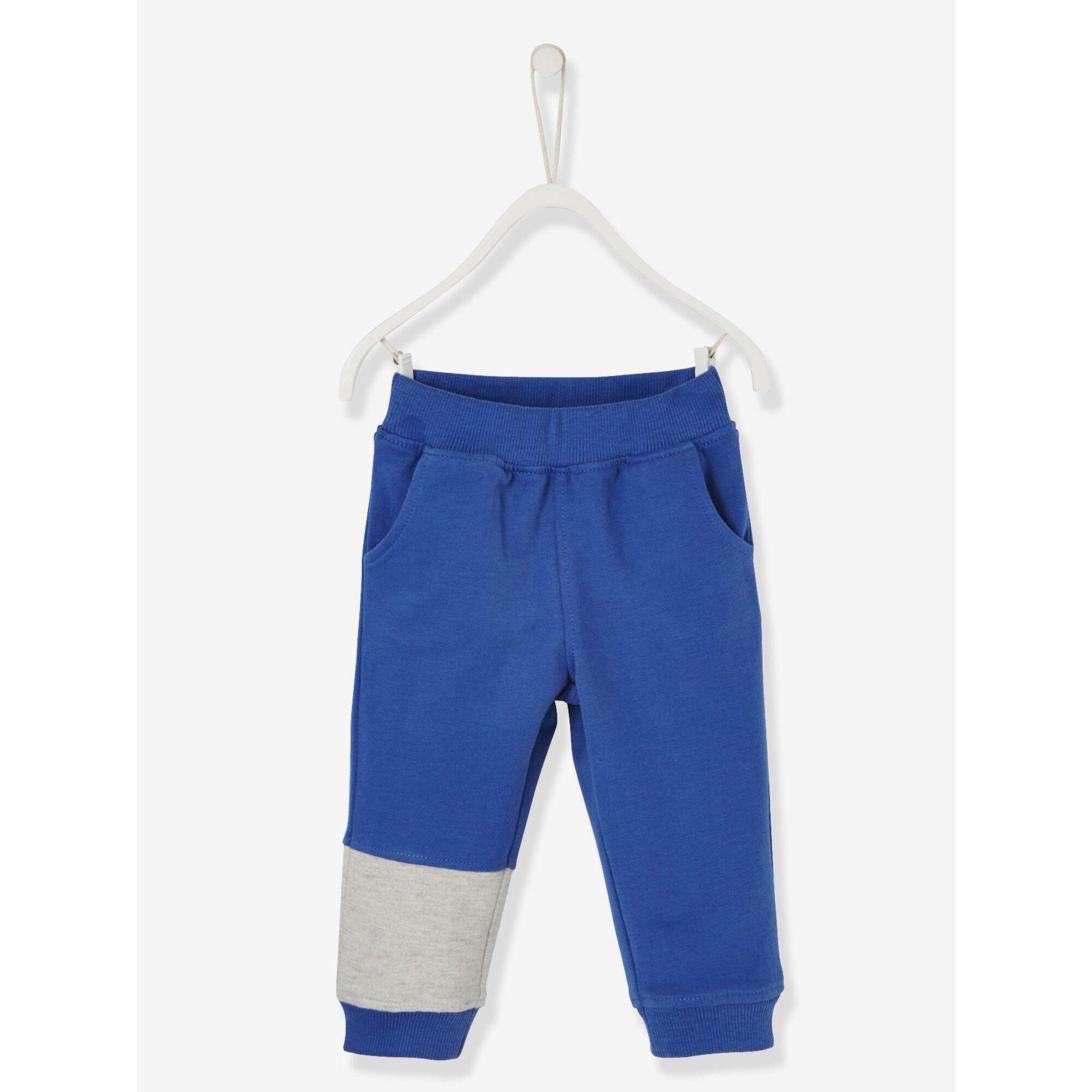 vertbaudet-kapuzensweatshirt-und-hose-baby-jungen, 25.99 EUR @ babywalz-de