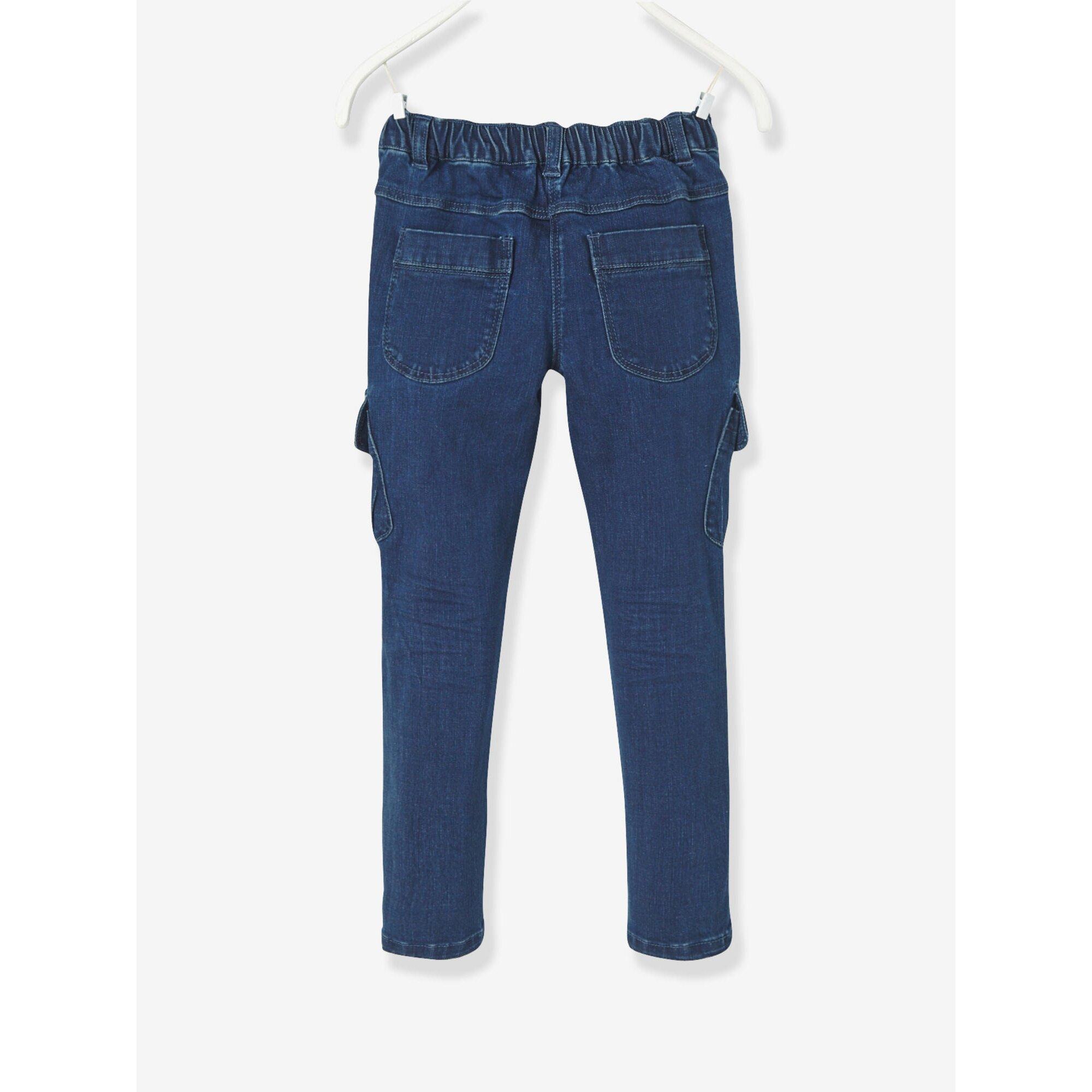 vertbaudet-madchen-slim-fit-jeans-huftweite-regular, 25.99 EUR @ babywalz-de