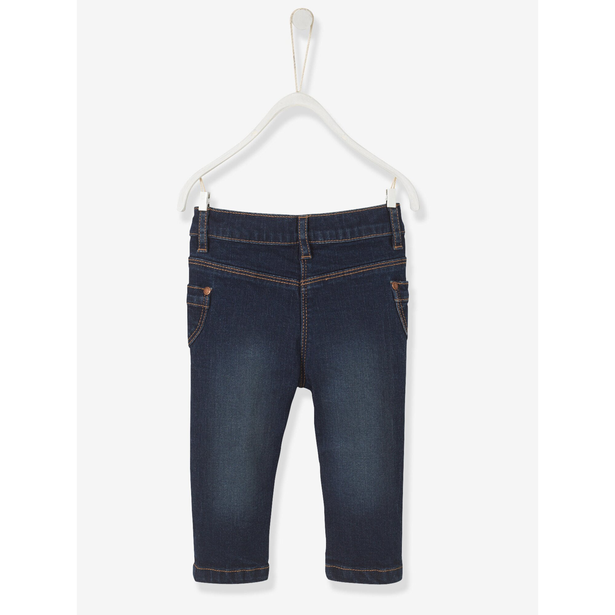 vertbaudet-gerade-jeans-fur-baby-madchen, 6.74 EUR @ babywalz-de