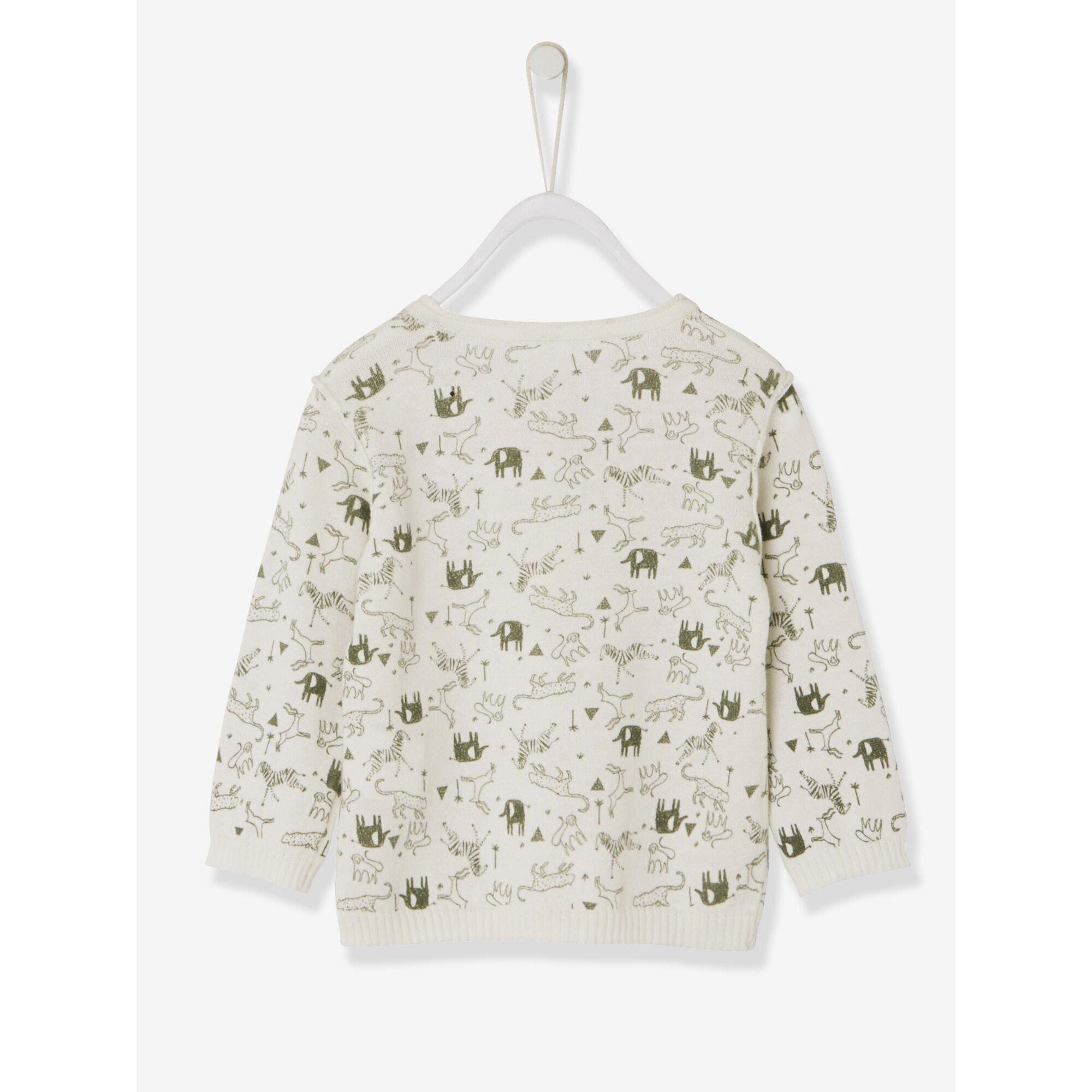 vertbaudet-pullover-fur-baby-jungen-baumwolle, 11.19 EUR @ babywalz-de
