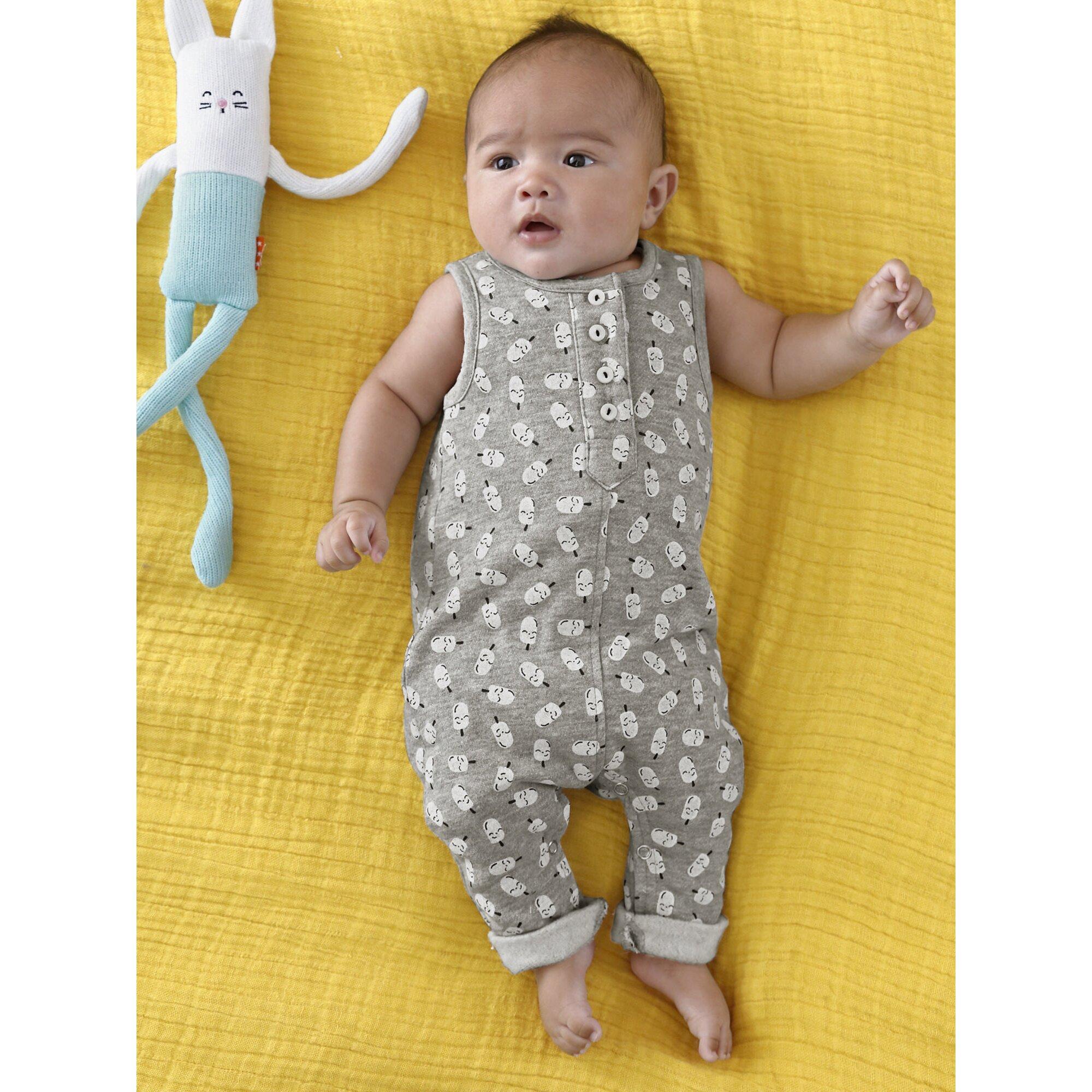 vertbaudet-baby-sommer-overall-eis, 13.99 EUR @ babywalz-de