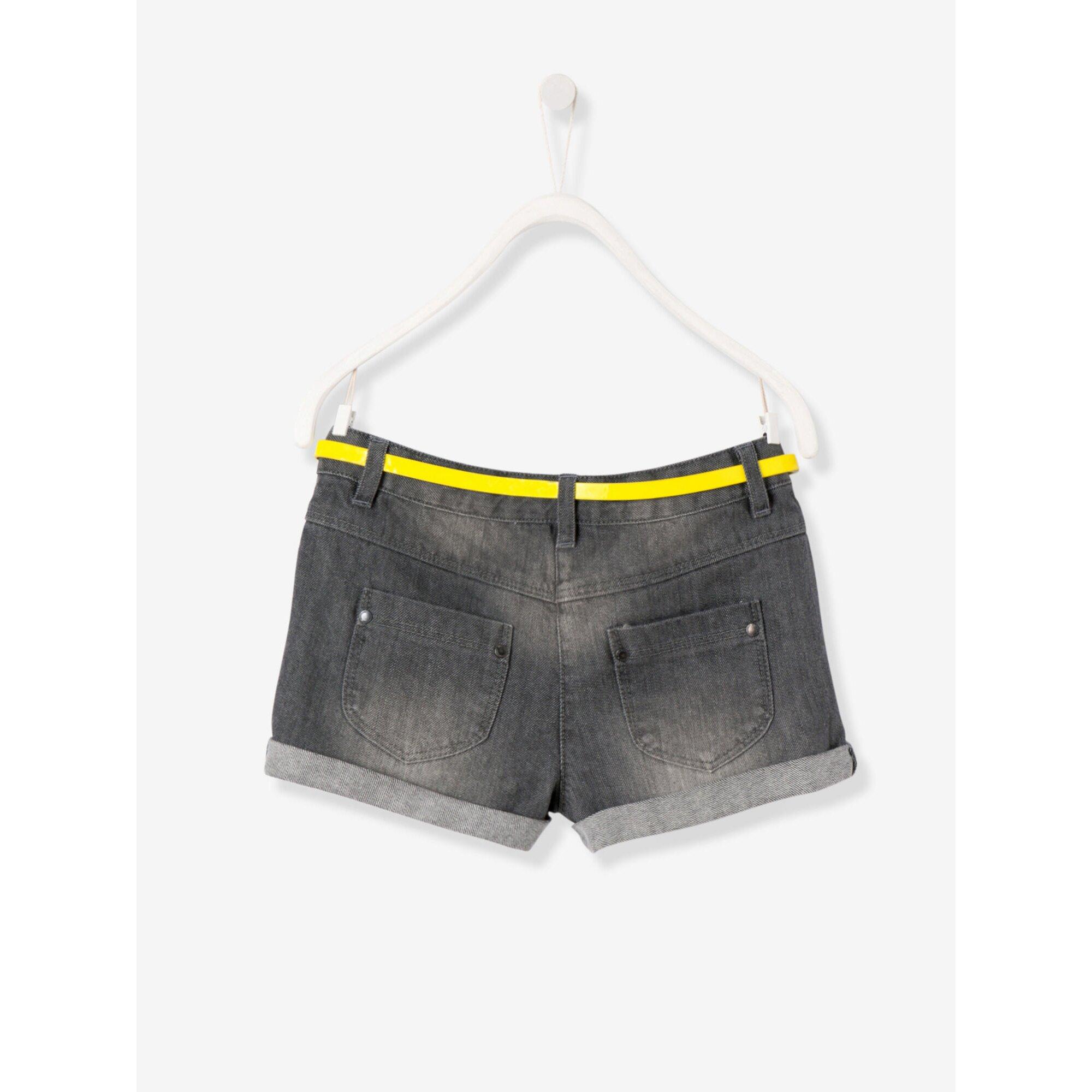 vertbaudet-jeans-shorts-fur-madchen-mit-gurtel