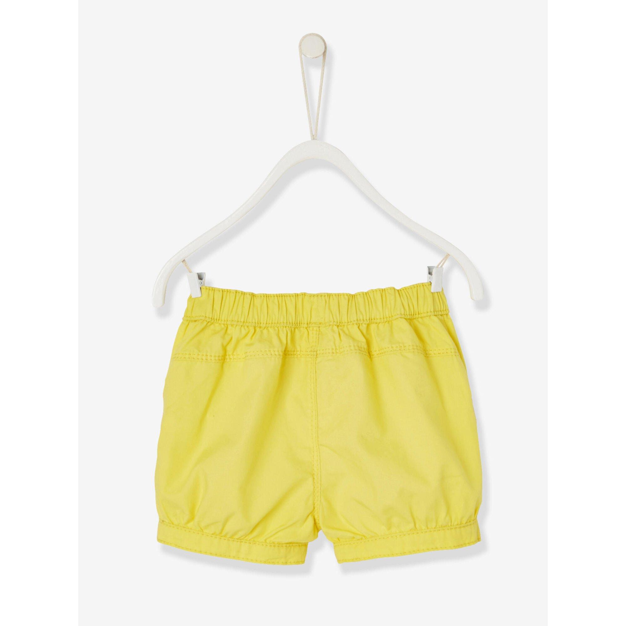vertbaudet-baby-madchen-shorts-baumwolle, 12.99 EUR @ babywalz-de