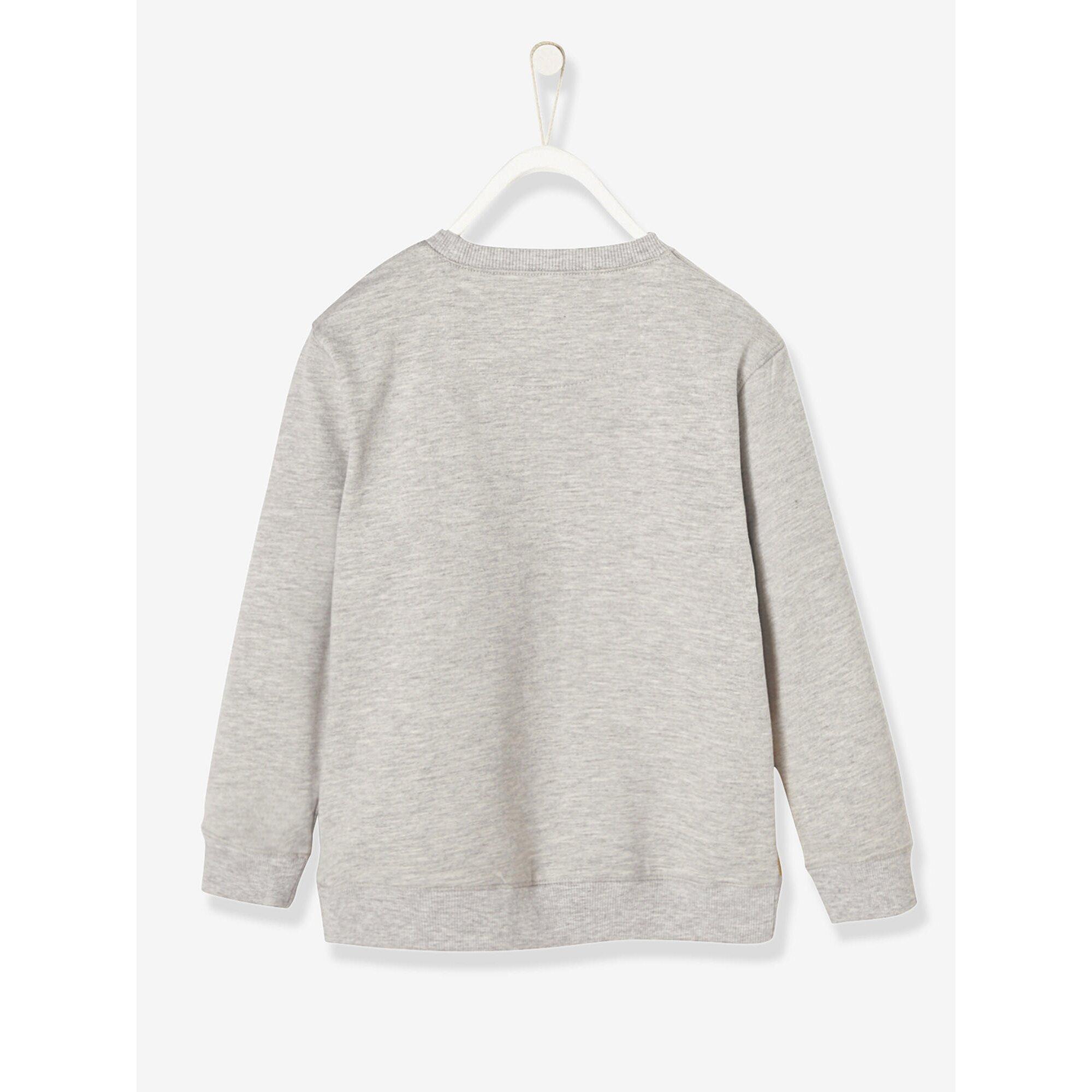 vertbaudet-jungen-sweatshirt-mit-streifen
