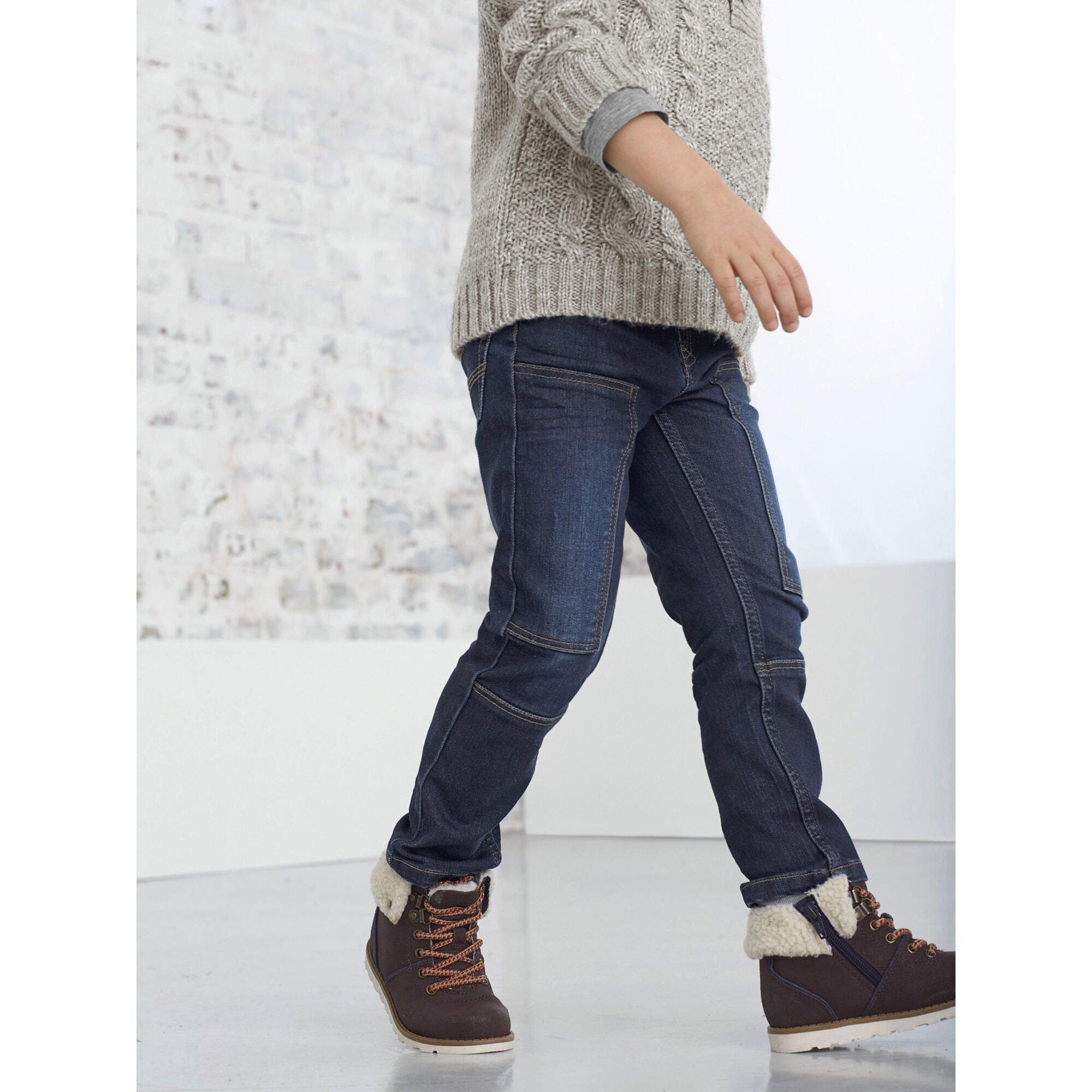 vertbaudet-jungen-slim-fit-jeans-atmungsaktiv, 25.99 EUR @ babywalz-de