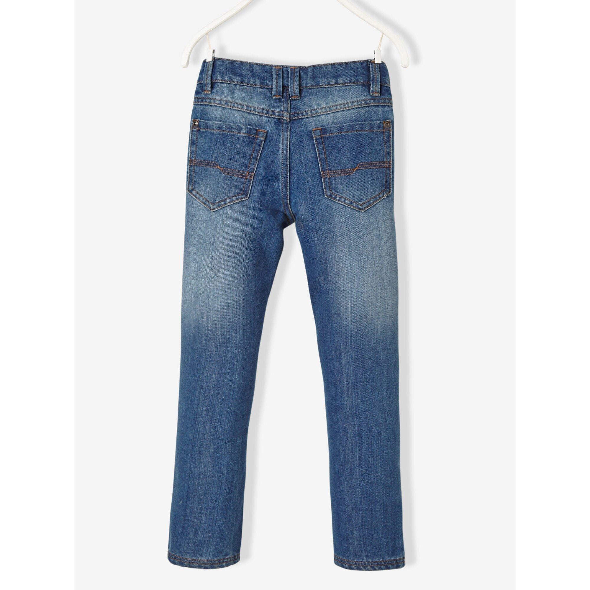 vertbaudet-straight-fit-jeans-fur-jungen-viele-taschen, 18.99 EUR @ babywalz-de
